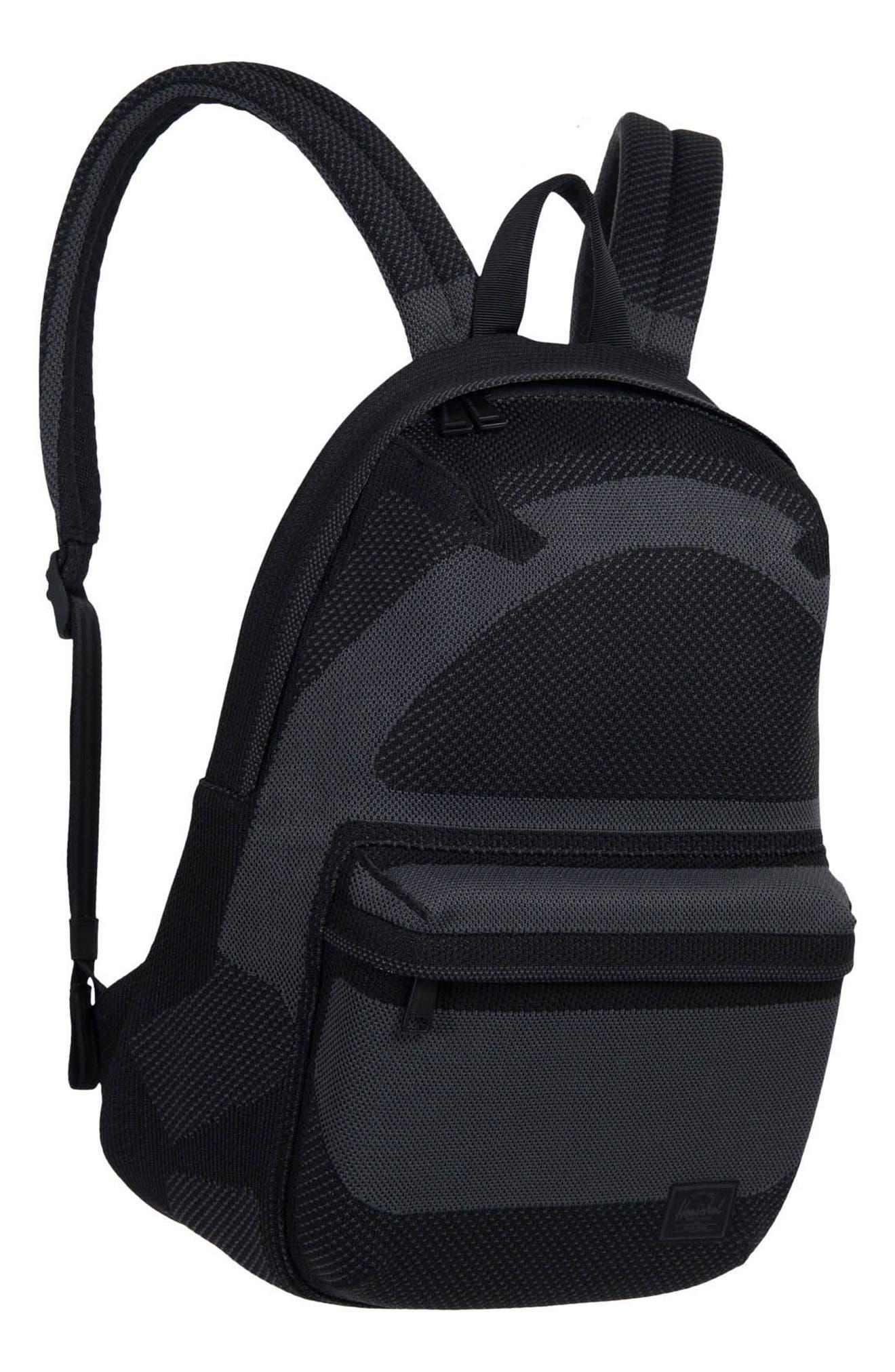 Apex Lawson Backpack,                         Main,                         color, Black Beauty/ Dark Shadow