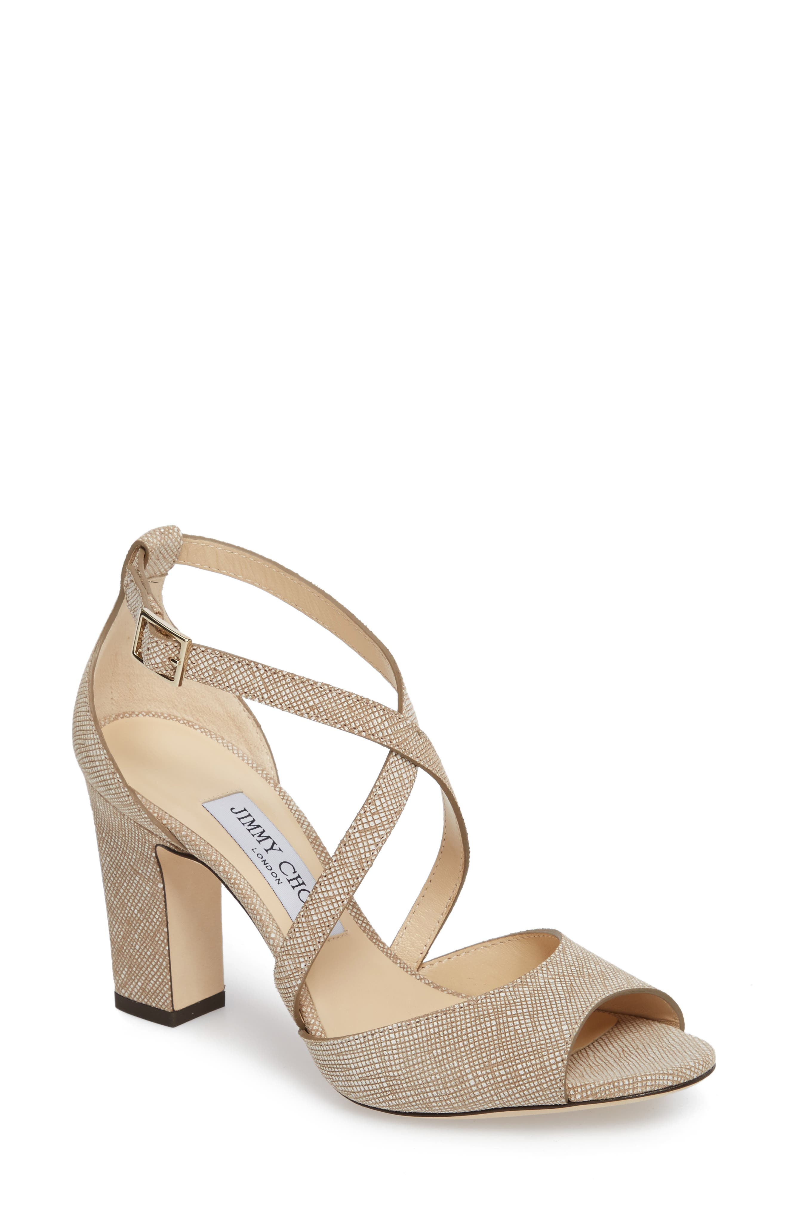 Carrie 85 suede sandals Jimmy Choo London rT8EhSn