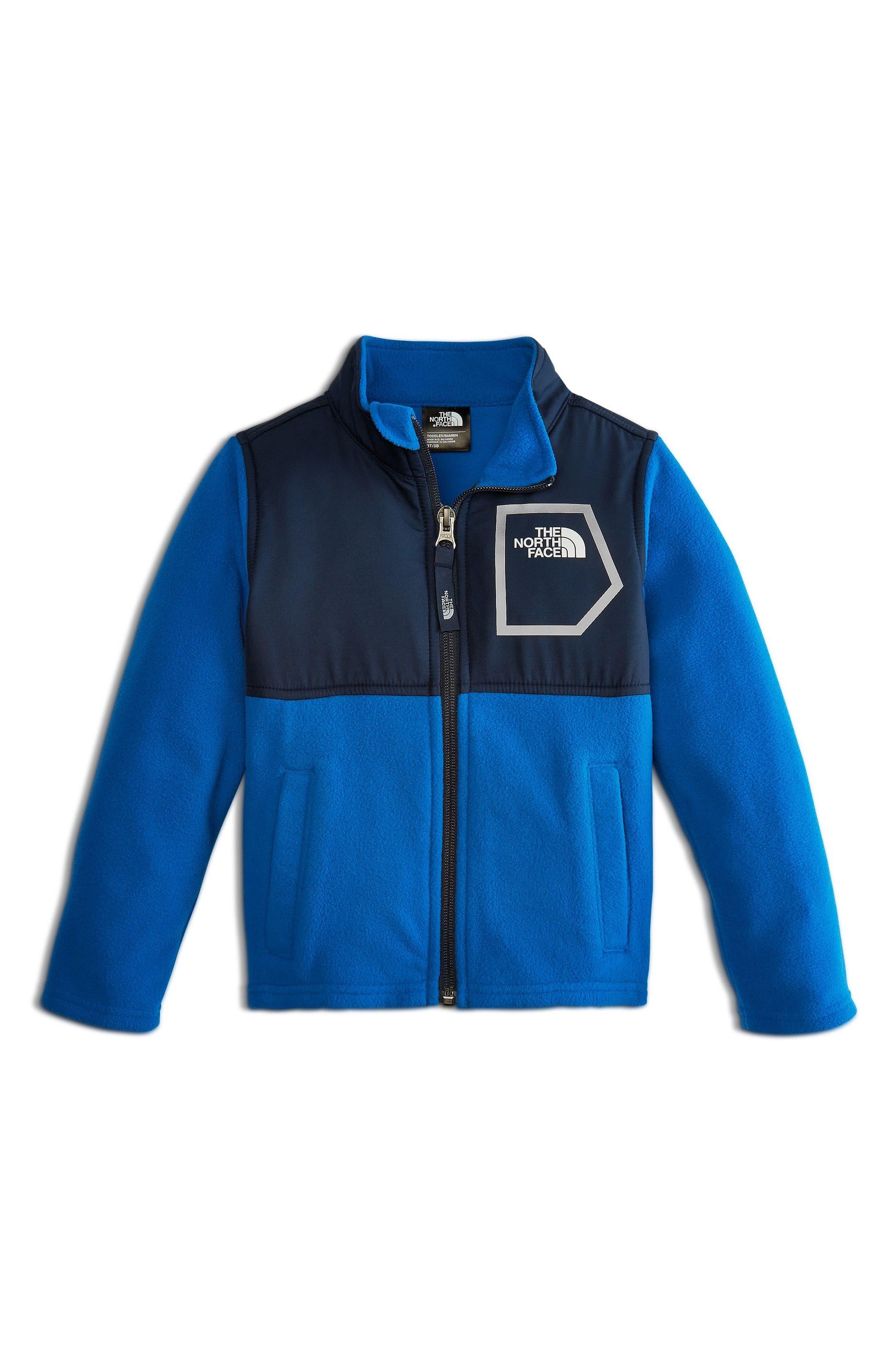 The North Face Glacier Track Jacket (Toddler Boys & Little Boys)