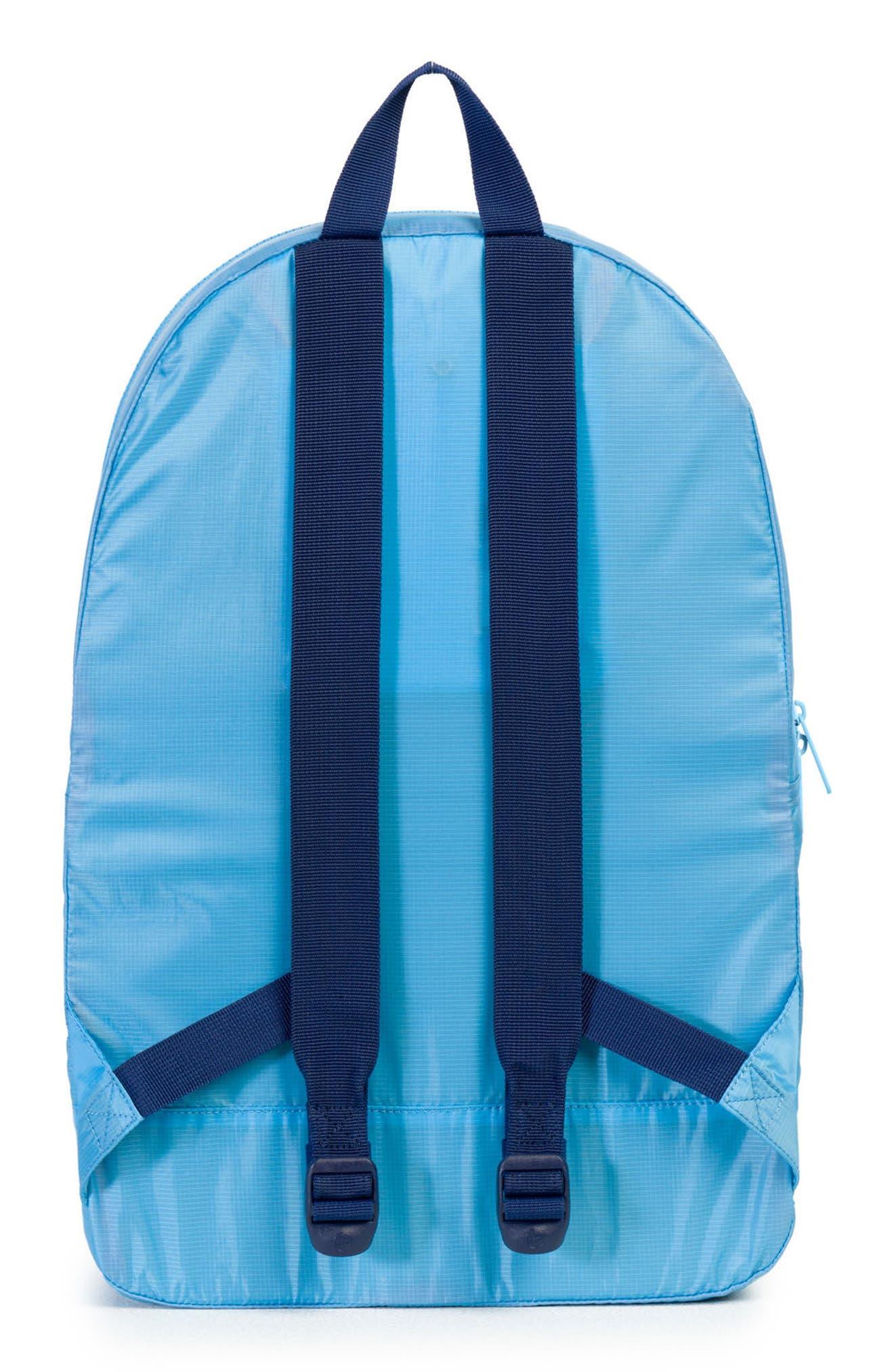 Packable - MLB American League Backpack,                             Alternate thumbnail 2, color,                             Kansas City Royals