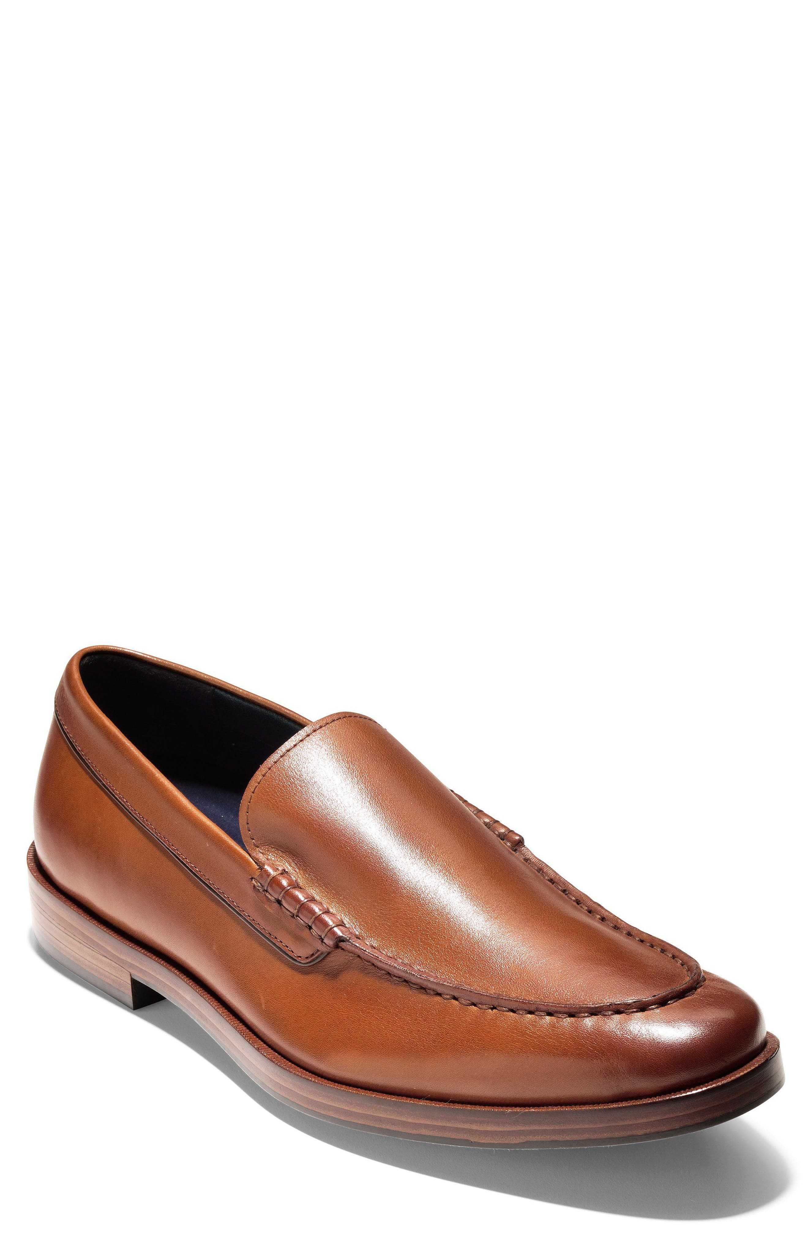 Hamilton Grand Venetian Loafer,                         Main,                         color, British Tan