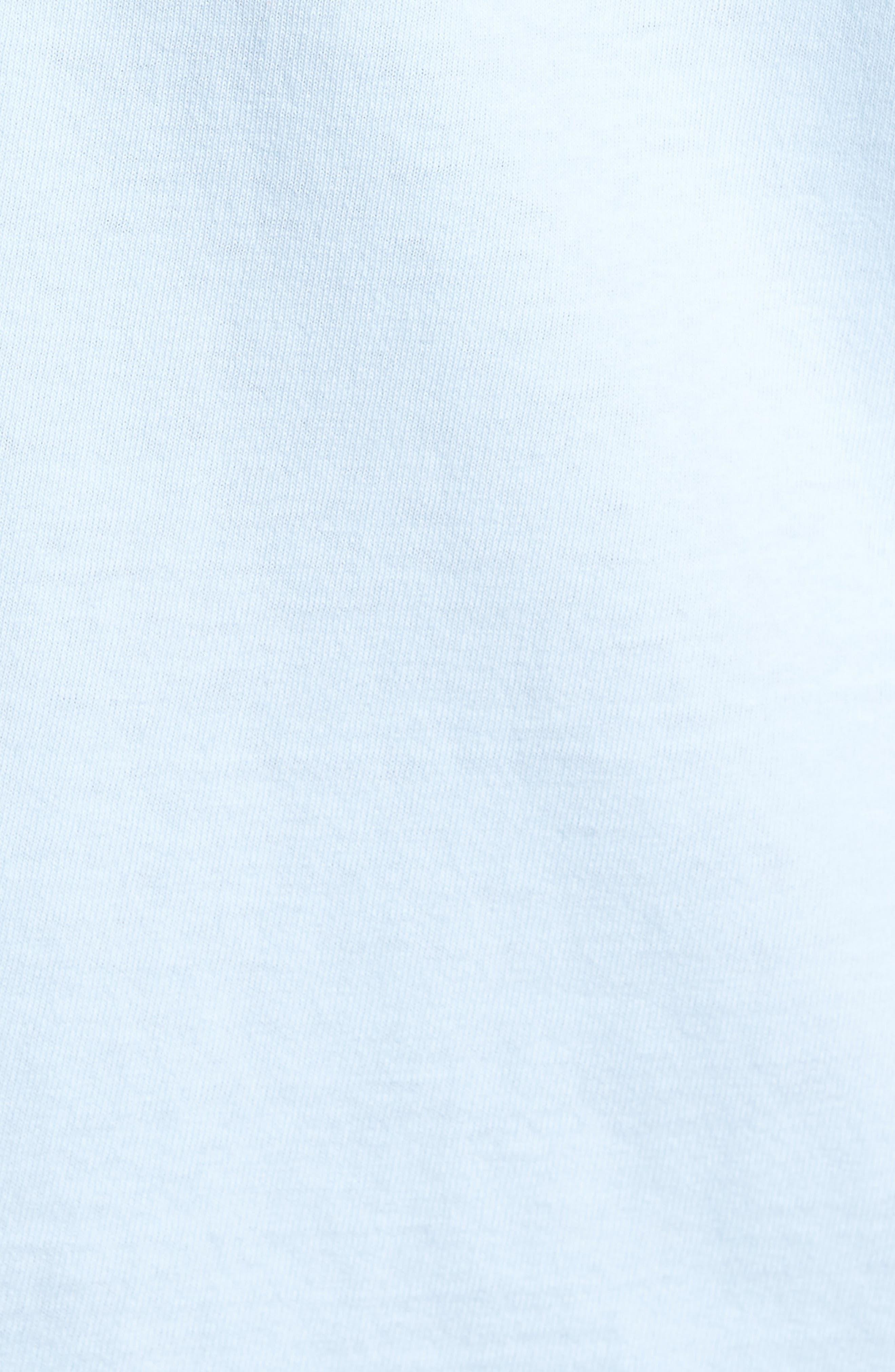 Unwritten Future Graphic T-Shirt,                             Alternate thumbnail 5, color,                             Dusty Blue