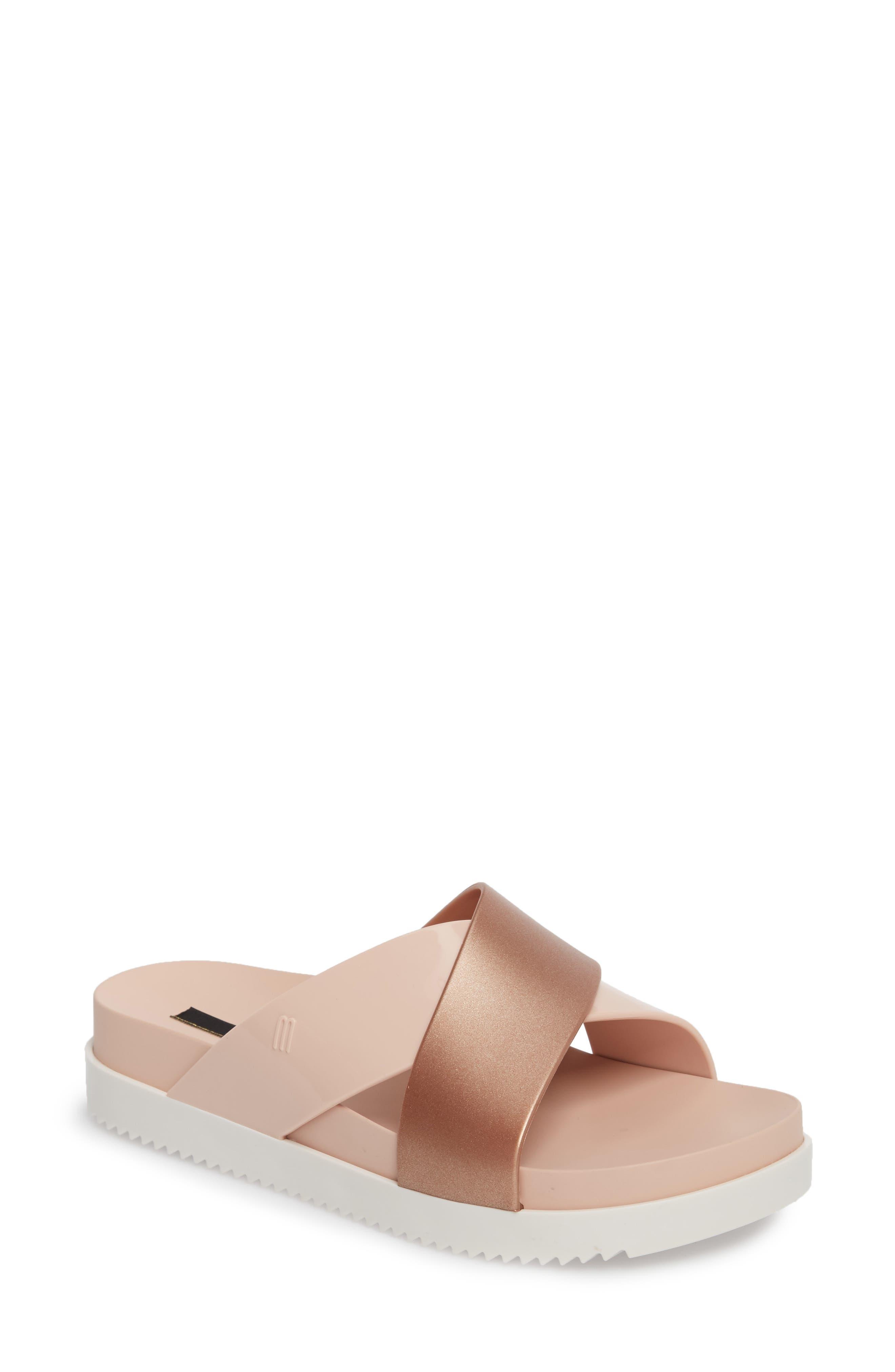 Cosmic II Sandal,                         Main,                         color, Pink
