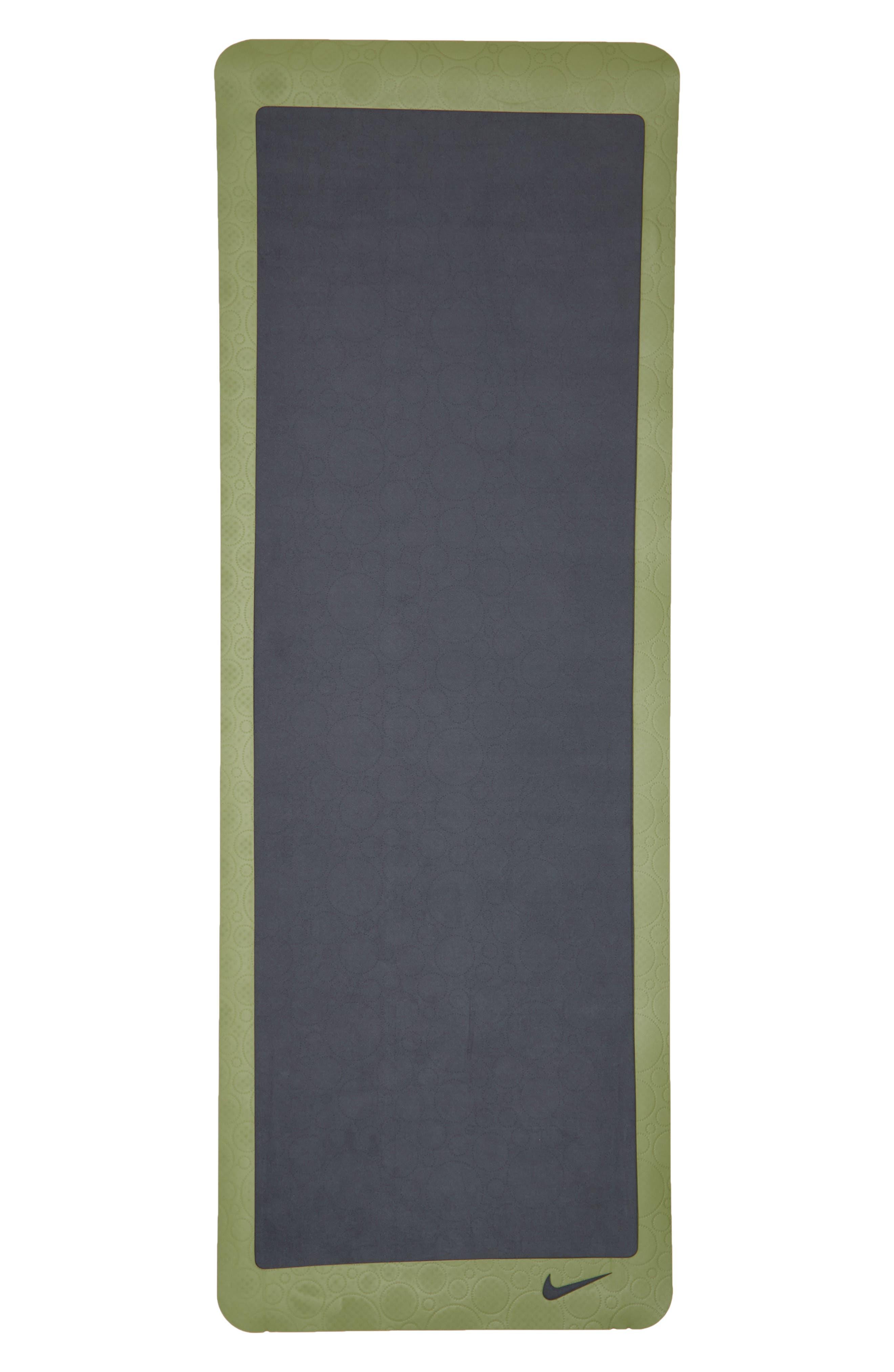 Alternate Image 2  - Nike Ultimate 8mm Foam Pilates Mat