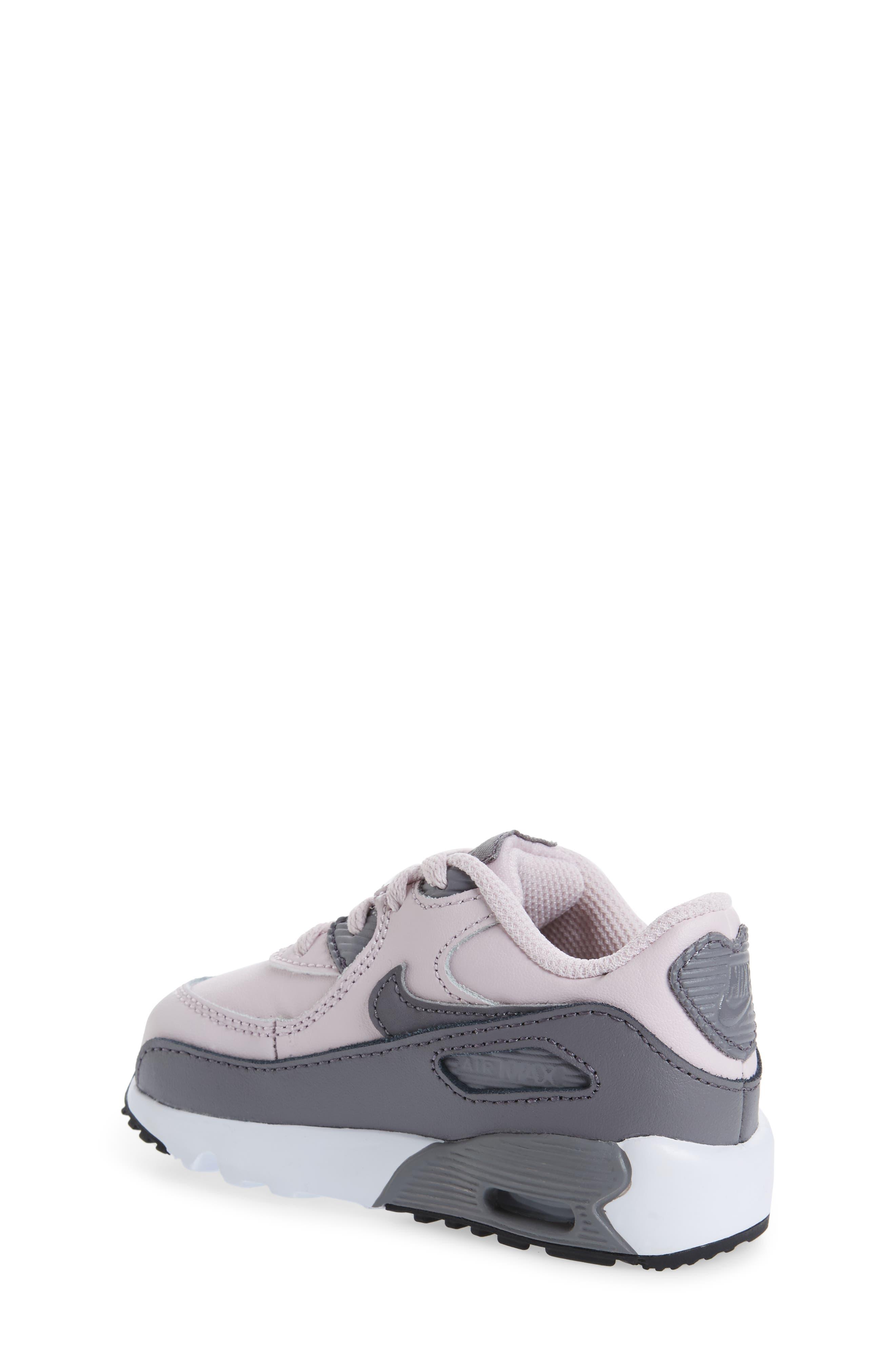 Alternate Image 2  - Nike 'Air Max 90' Sneaker (Baby, Walker, Toddler, Little Kid & Big Kid)
