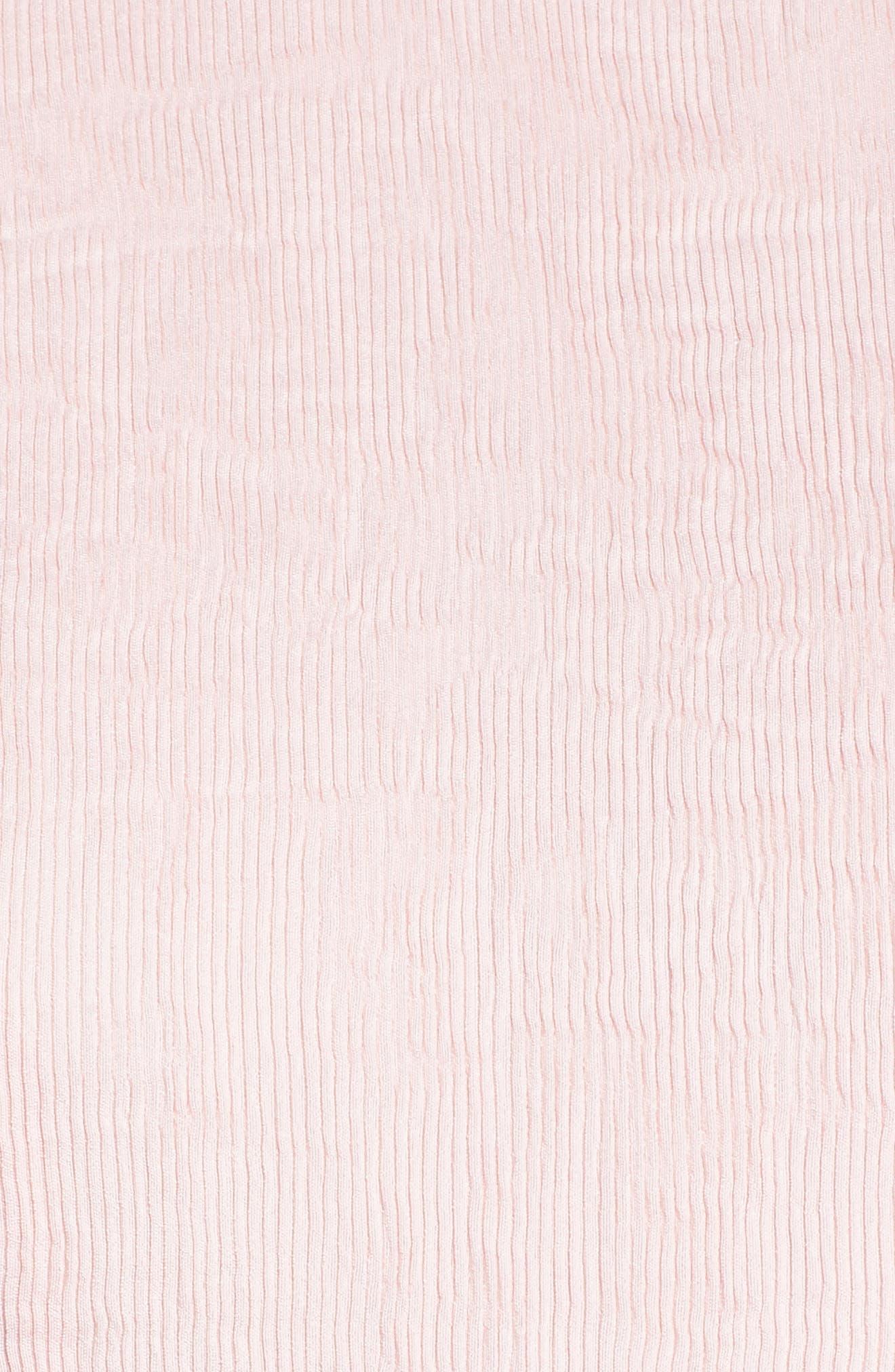 Alternate Image 5  - Elliatt Arcadia Handkerchief Hem Dress