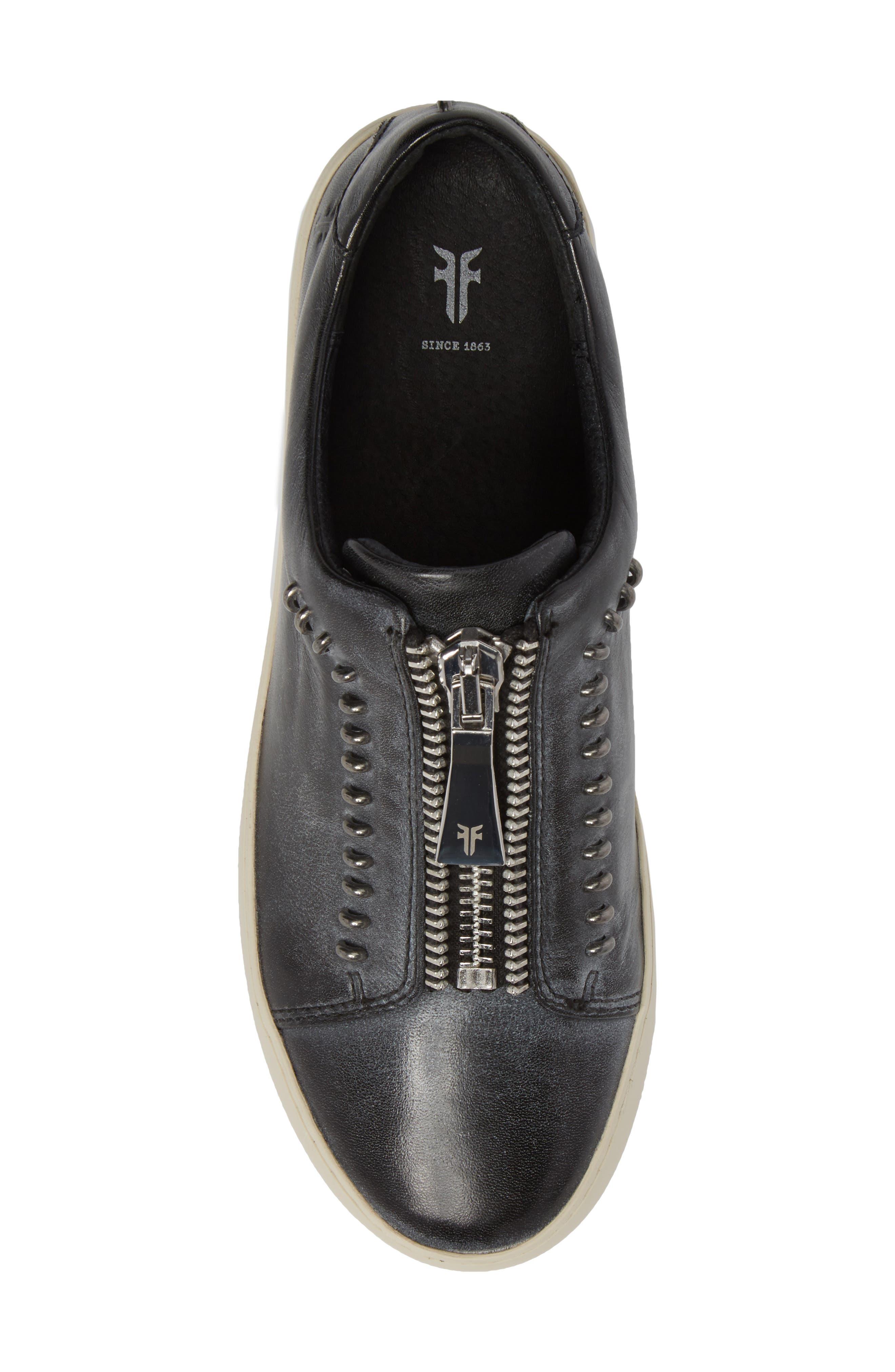 Alternate Image 5  - Frye Lena Rebel Zip Sneaker (Women)