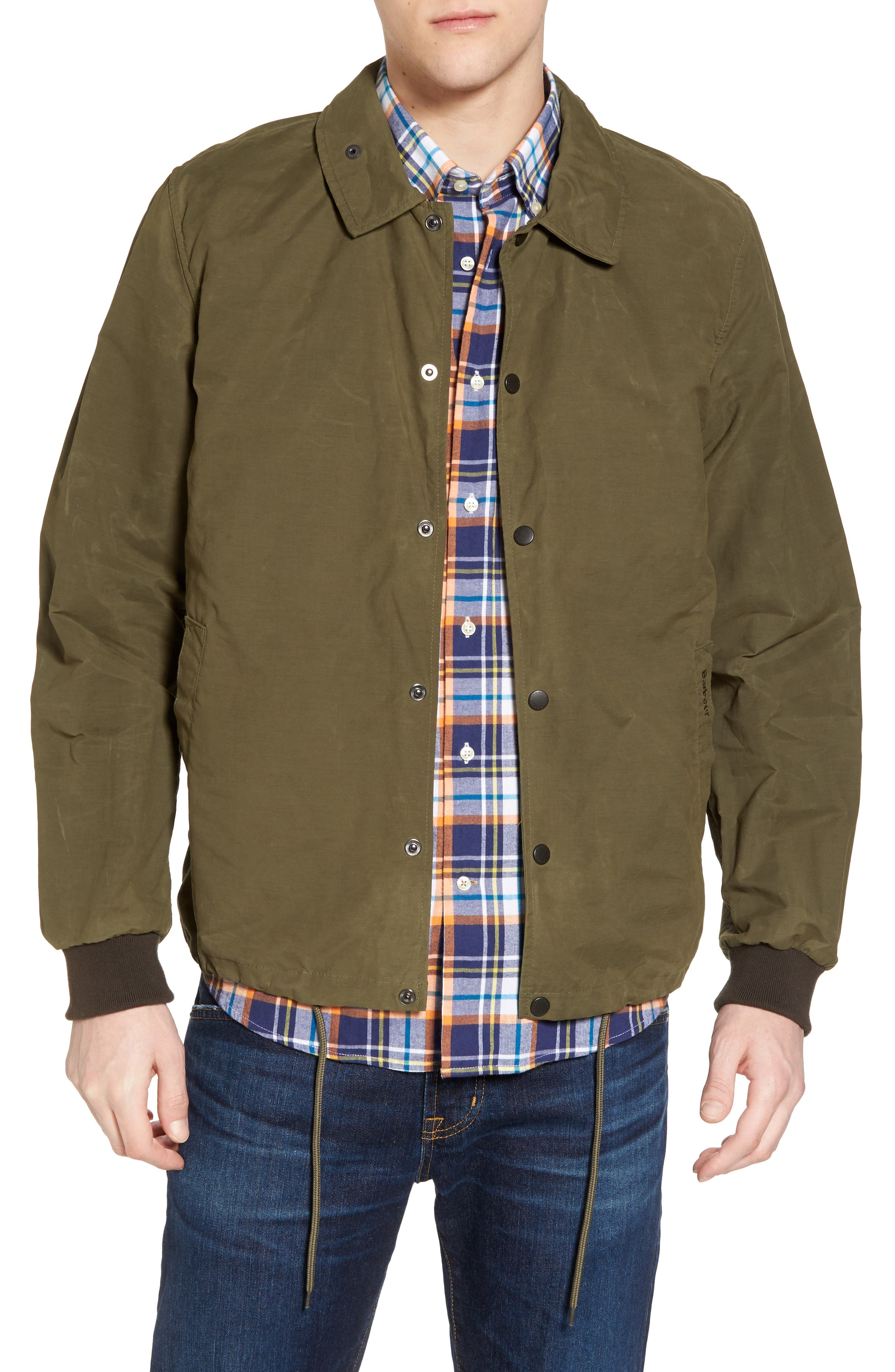 Barbour Reel Jacket