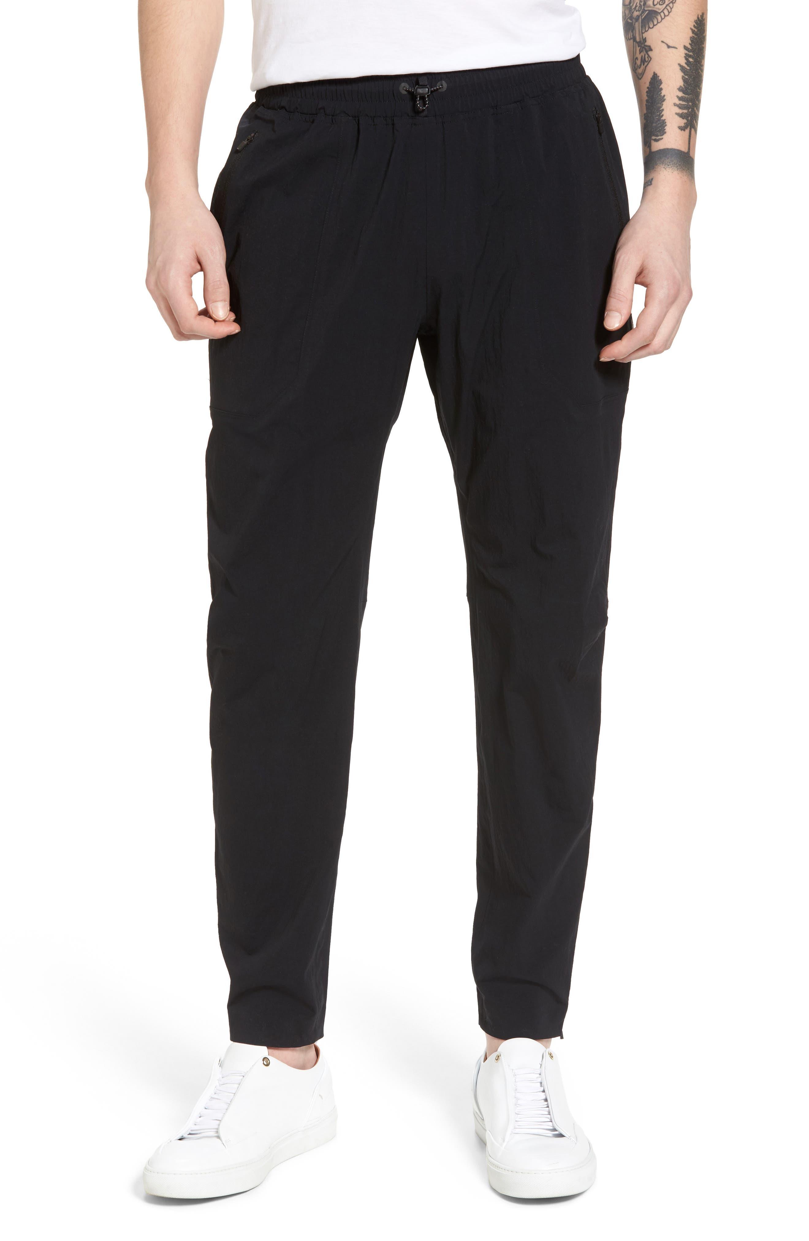 N279 Sweatpants,                             Main thumbnail 1, color,                             Black