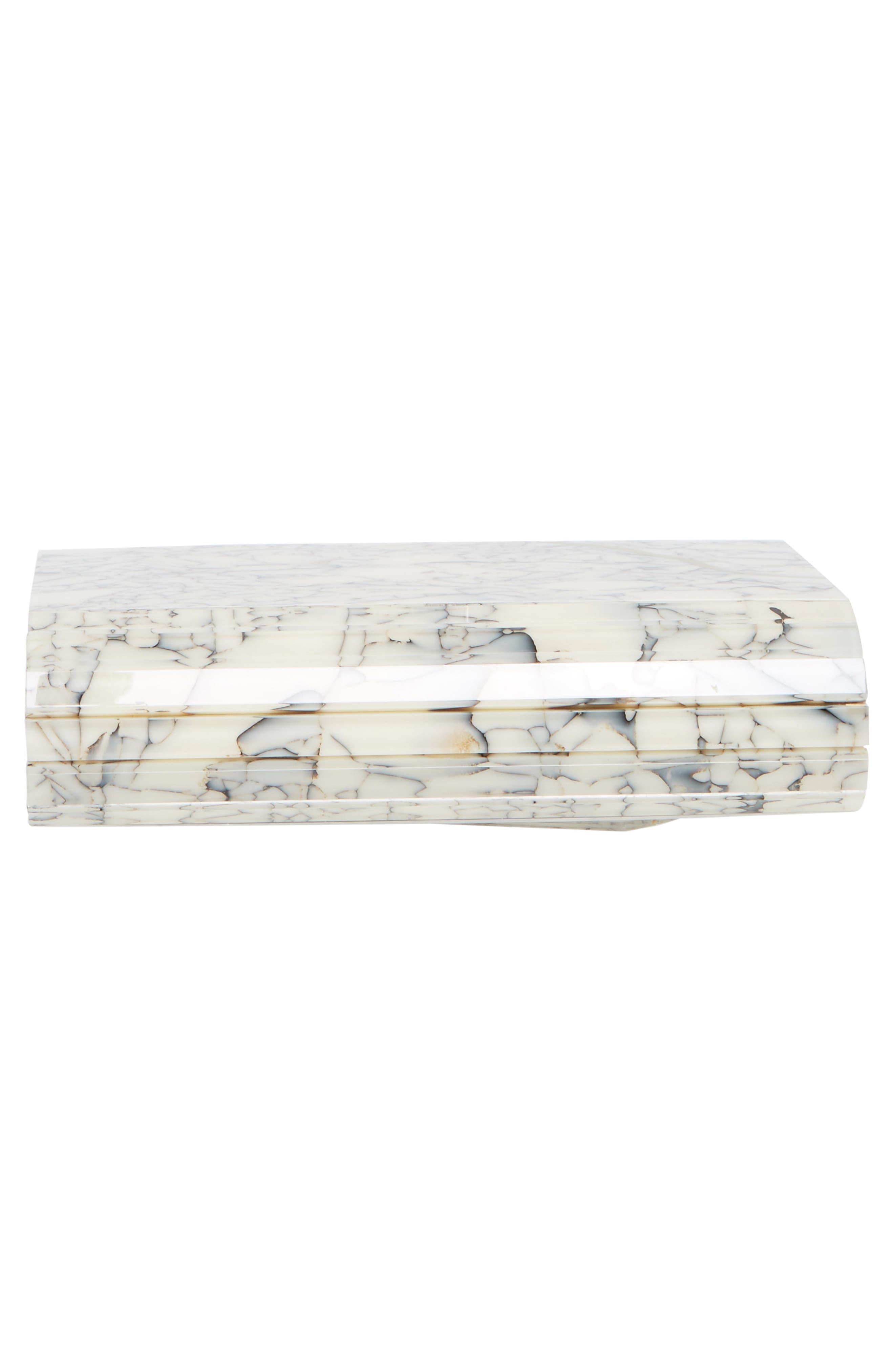 Candy Clutch,                             Alternate thumbnail 6, color,                             Marble