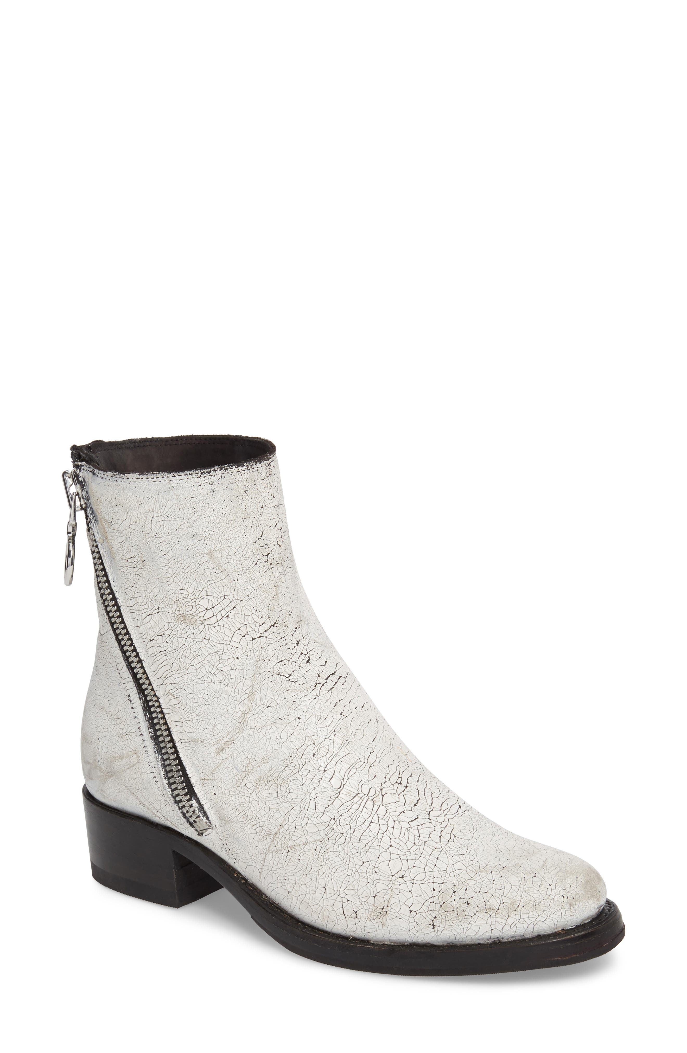 Alternate Image 1 Selected - Frye Demi Zip Bootie (Women)