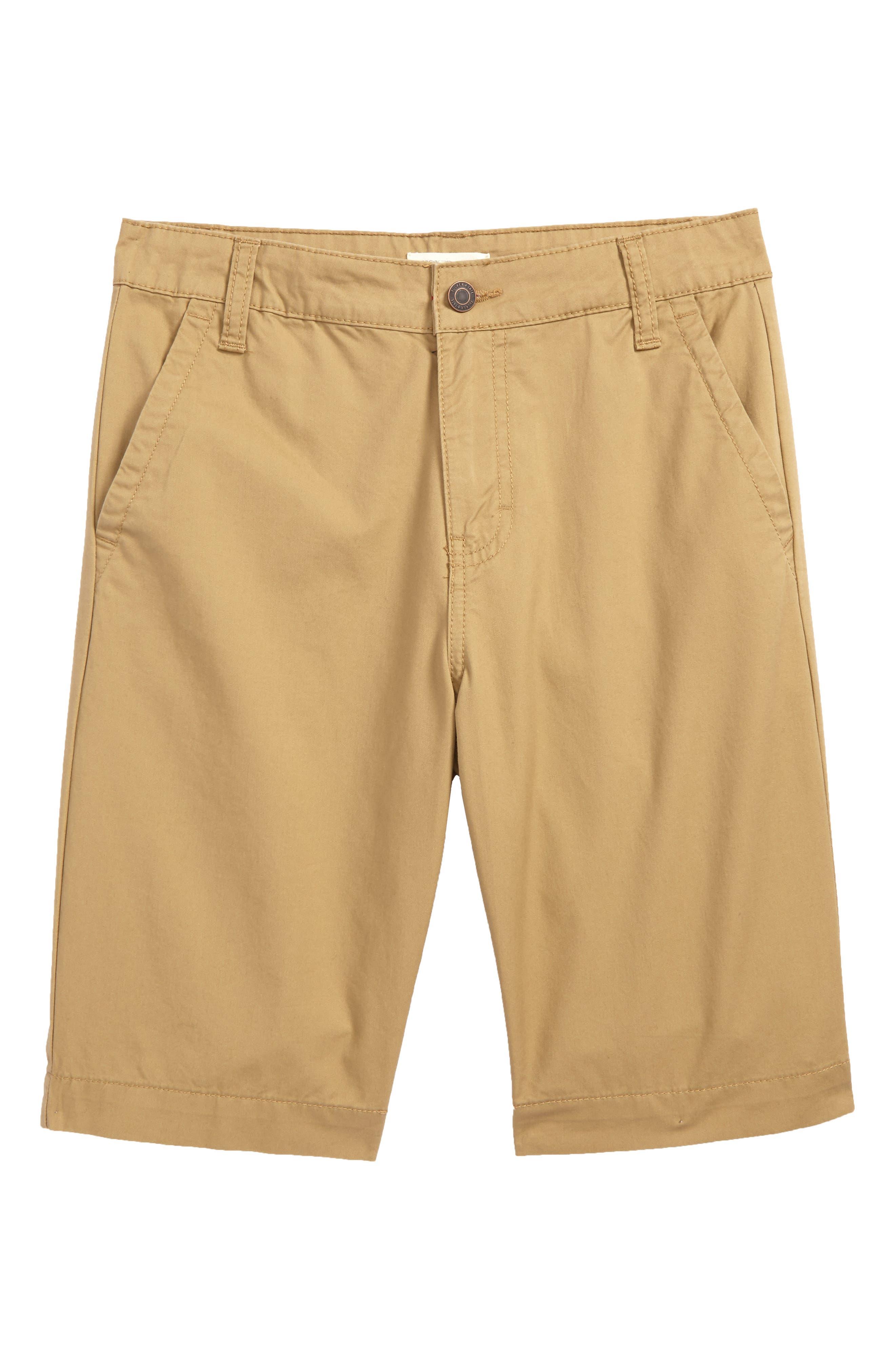 Tucker + Tate Chino Shorts (Big Boys)