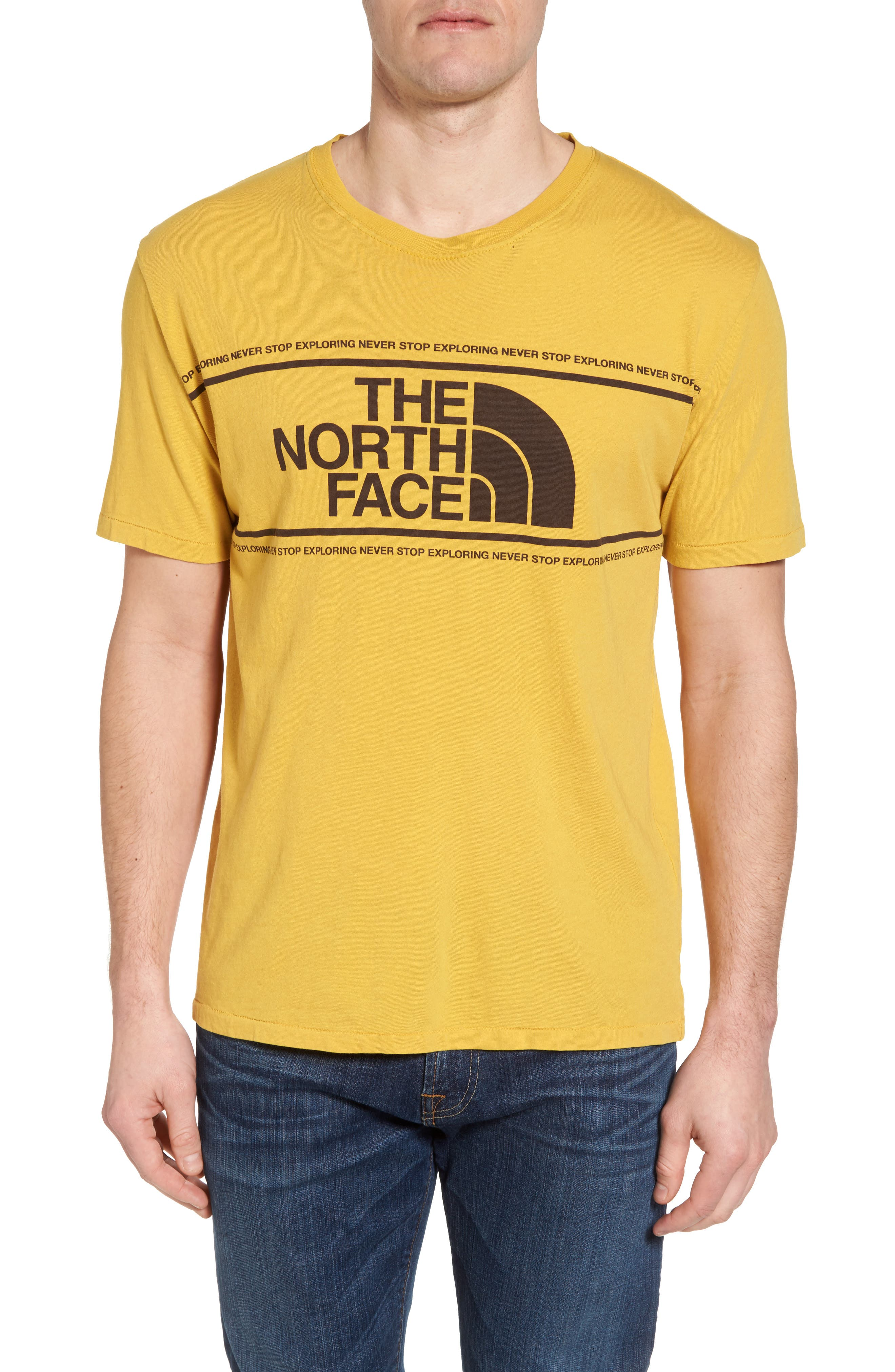 The North Face Well Loved Edge to Edge T-Shirt