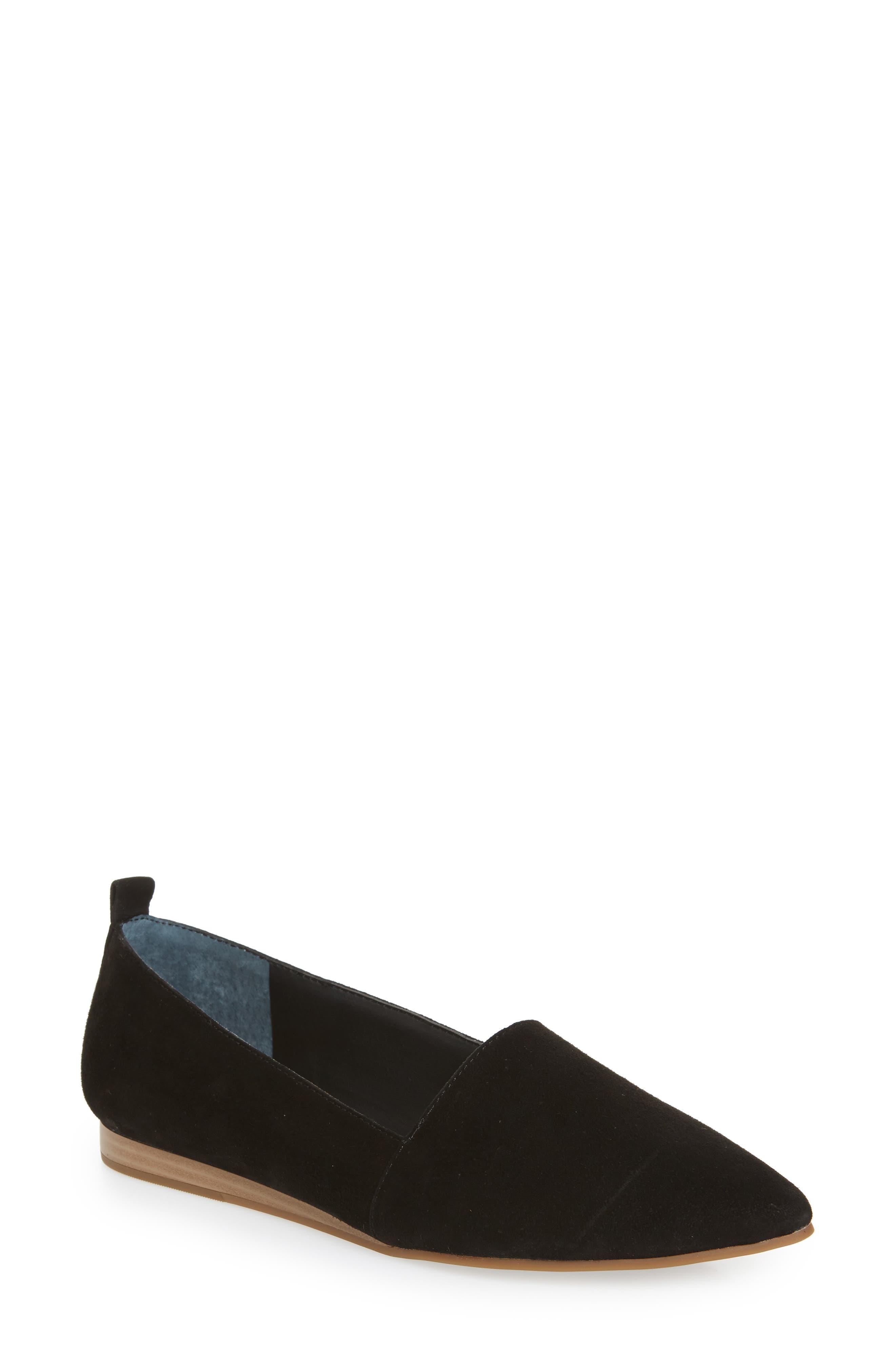 Lucky Brand Beechmer Pointy Toe Flat (Women)
