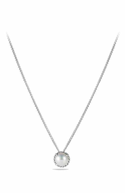 933804859 David Yurman 'Châtelaine' Pendant Necklace