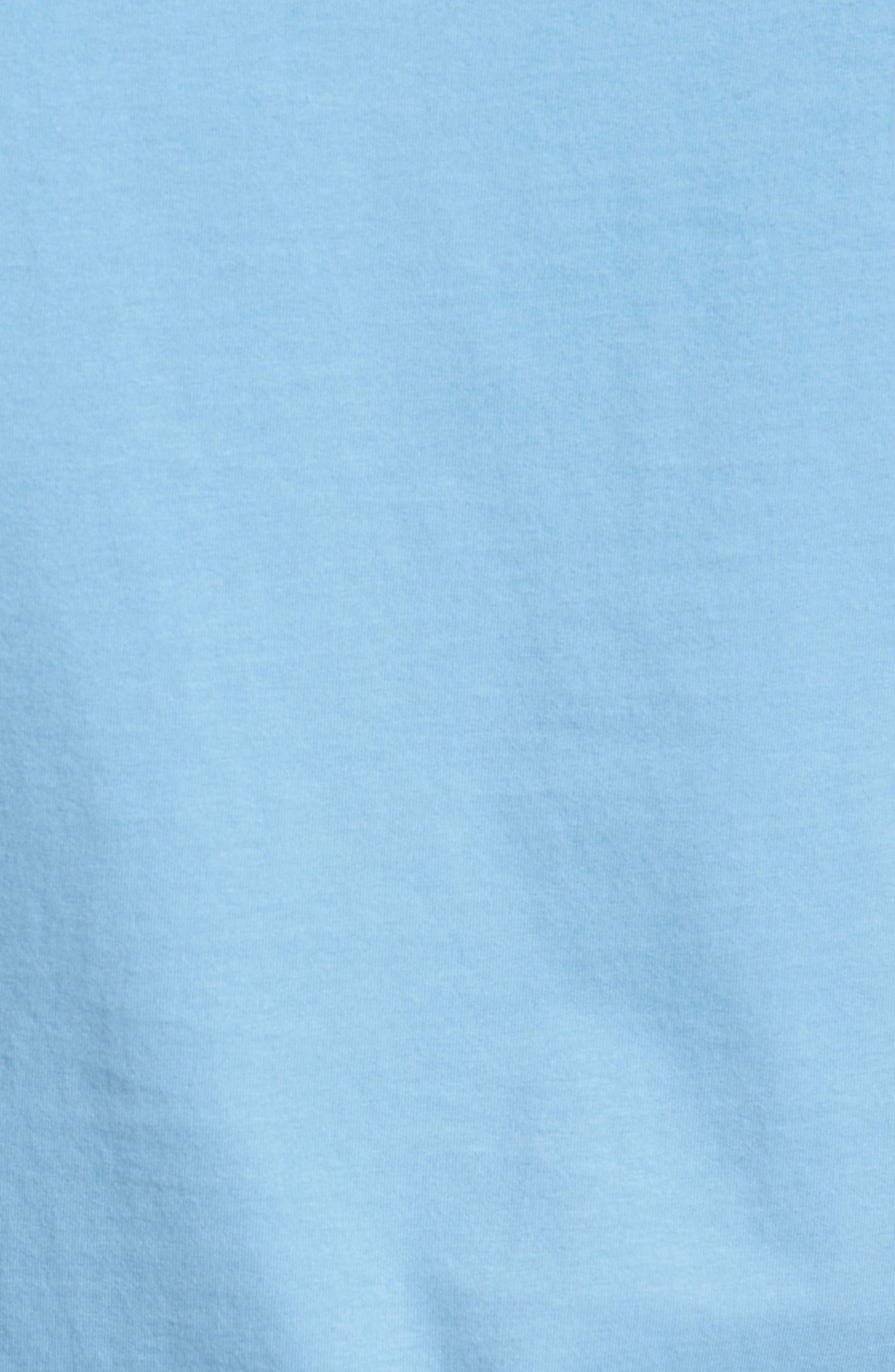 Beacon 94 Crewneck T-Shirt,                             Alternate thumbnail 5, color,                             Blue