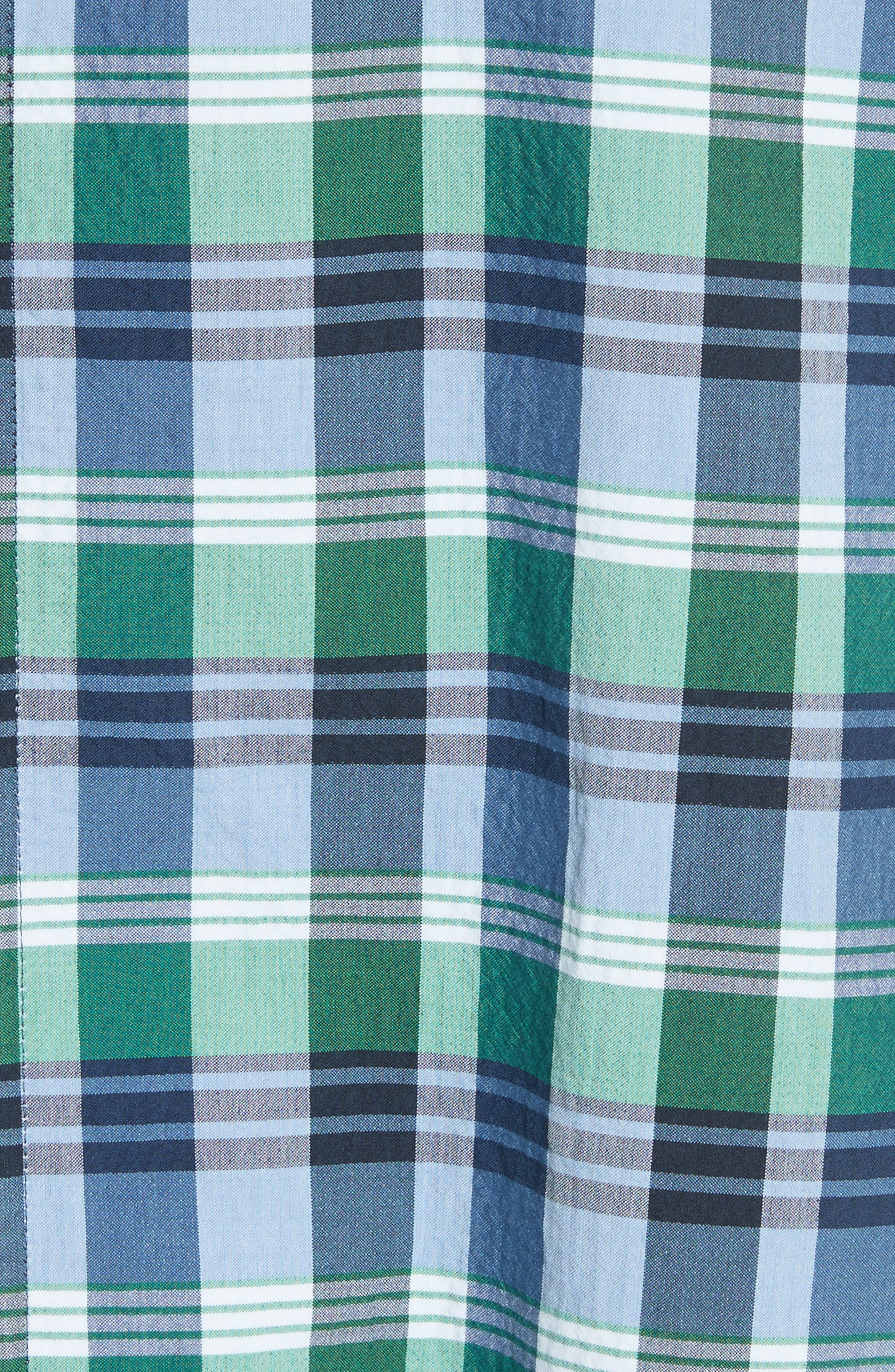 Alternate Image 5  - Thom Browne Plaid Jacket