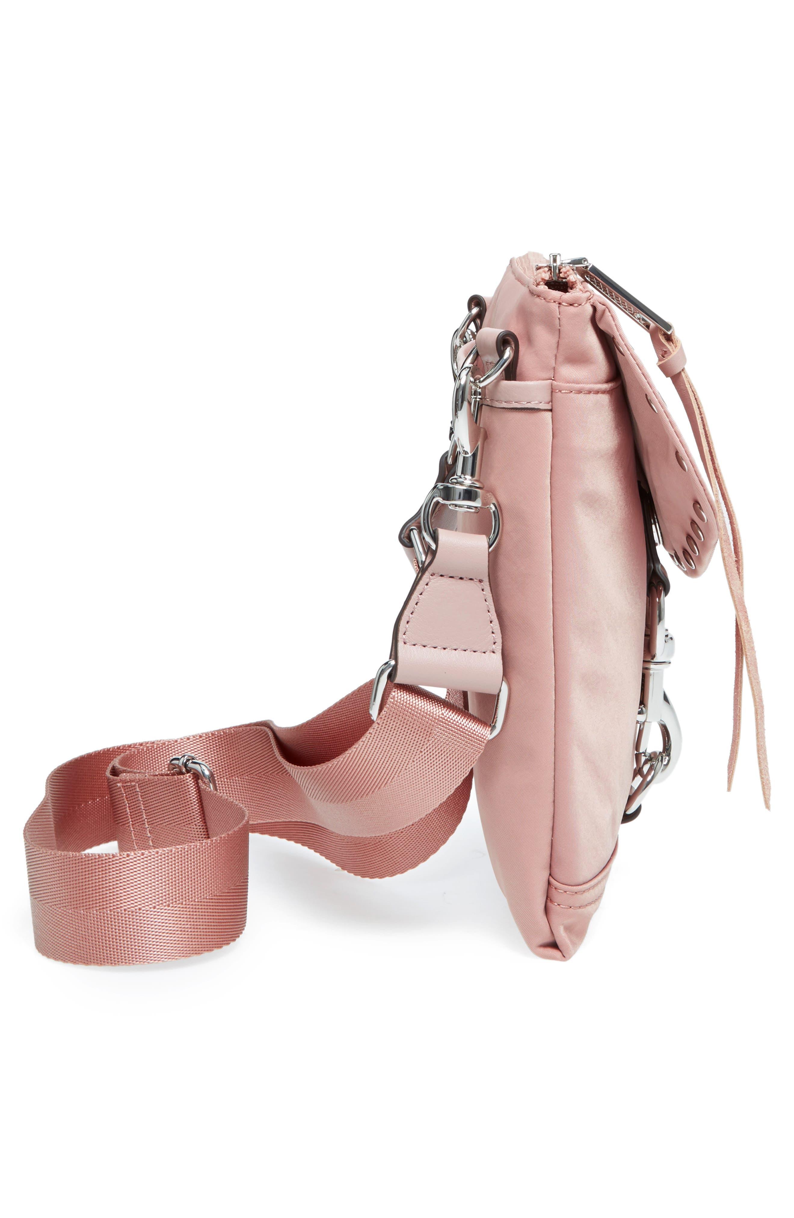 Alternate Image 5  - Rebecca Minkoff Nylon Flap Crossbody Bag