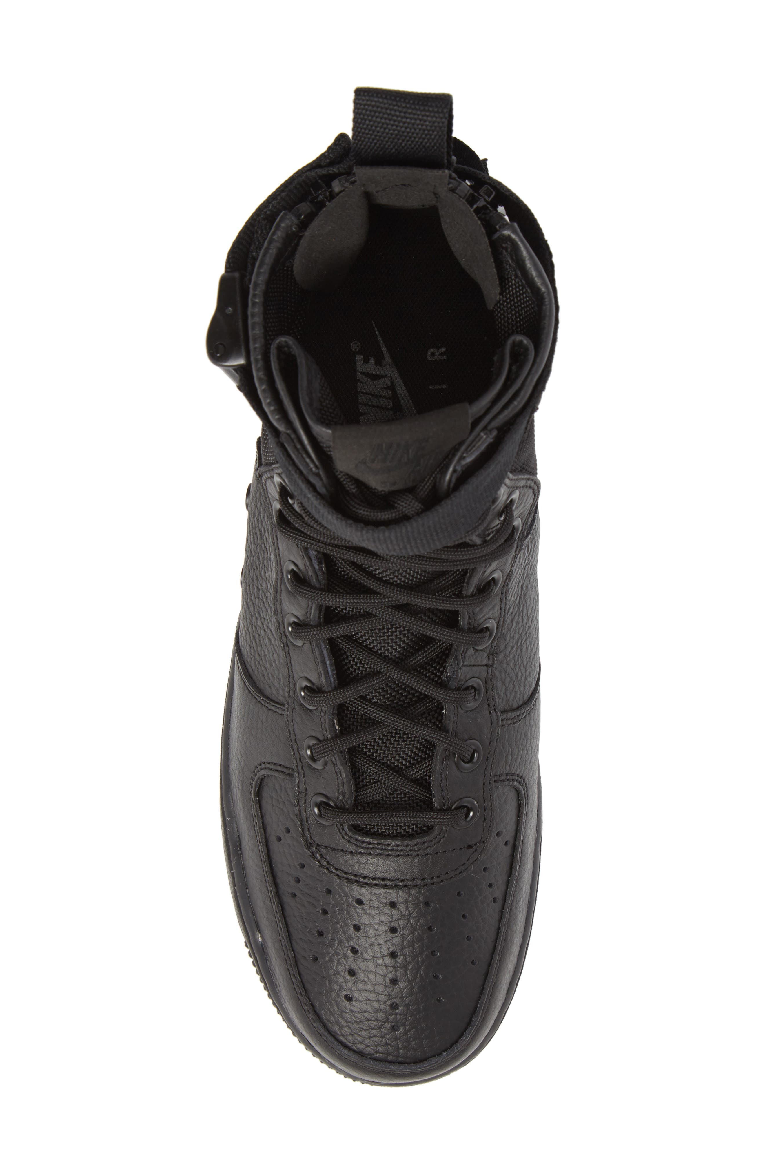 Alternate Image 5  - Nike SF Air Force 1 Mid Sneaker (Men)