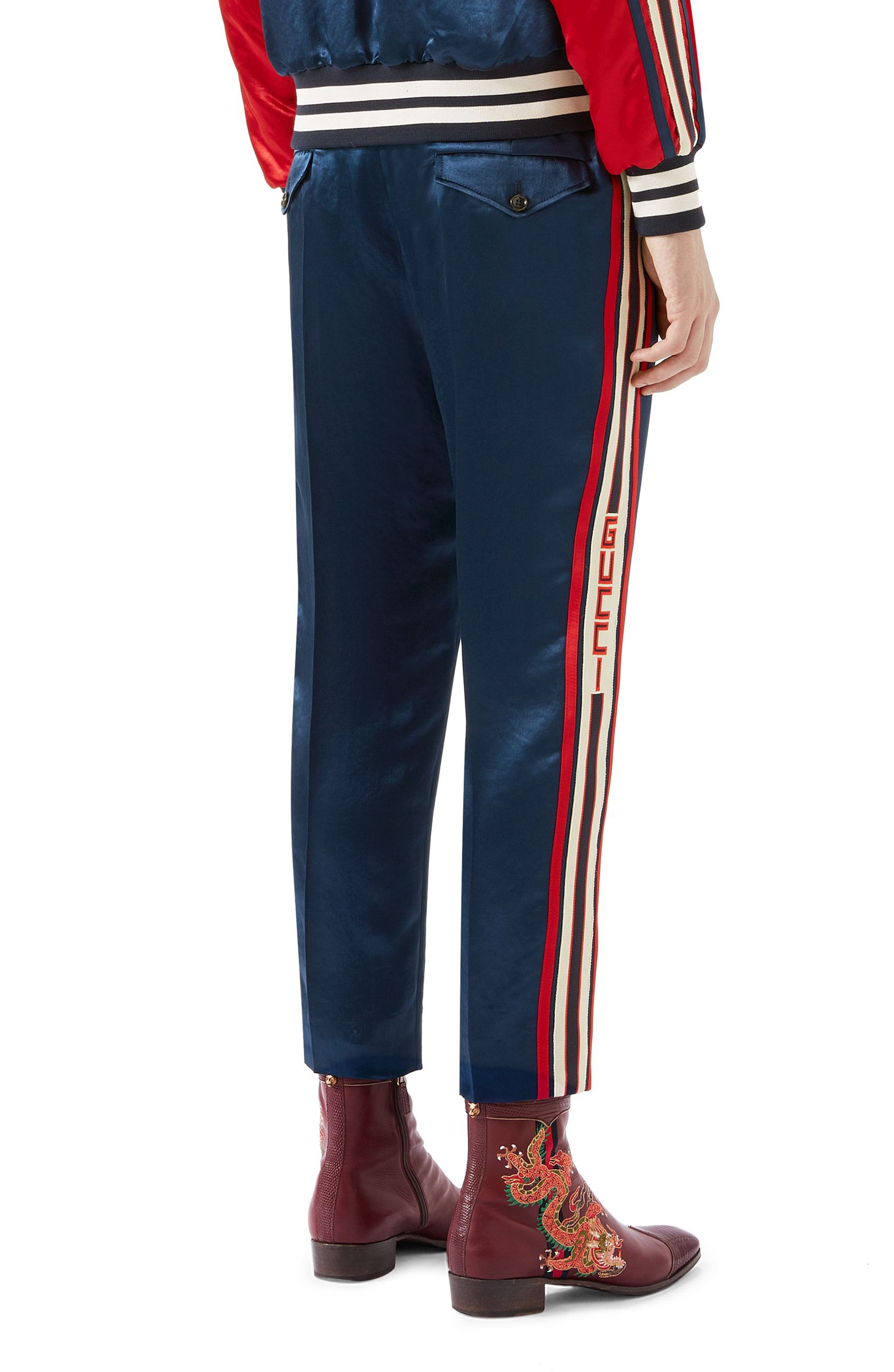Track Pants,                             Alternate thumbnail 2, color,                             Navy