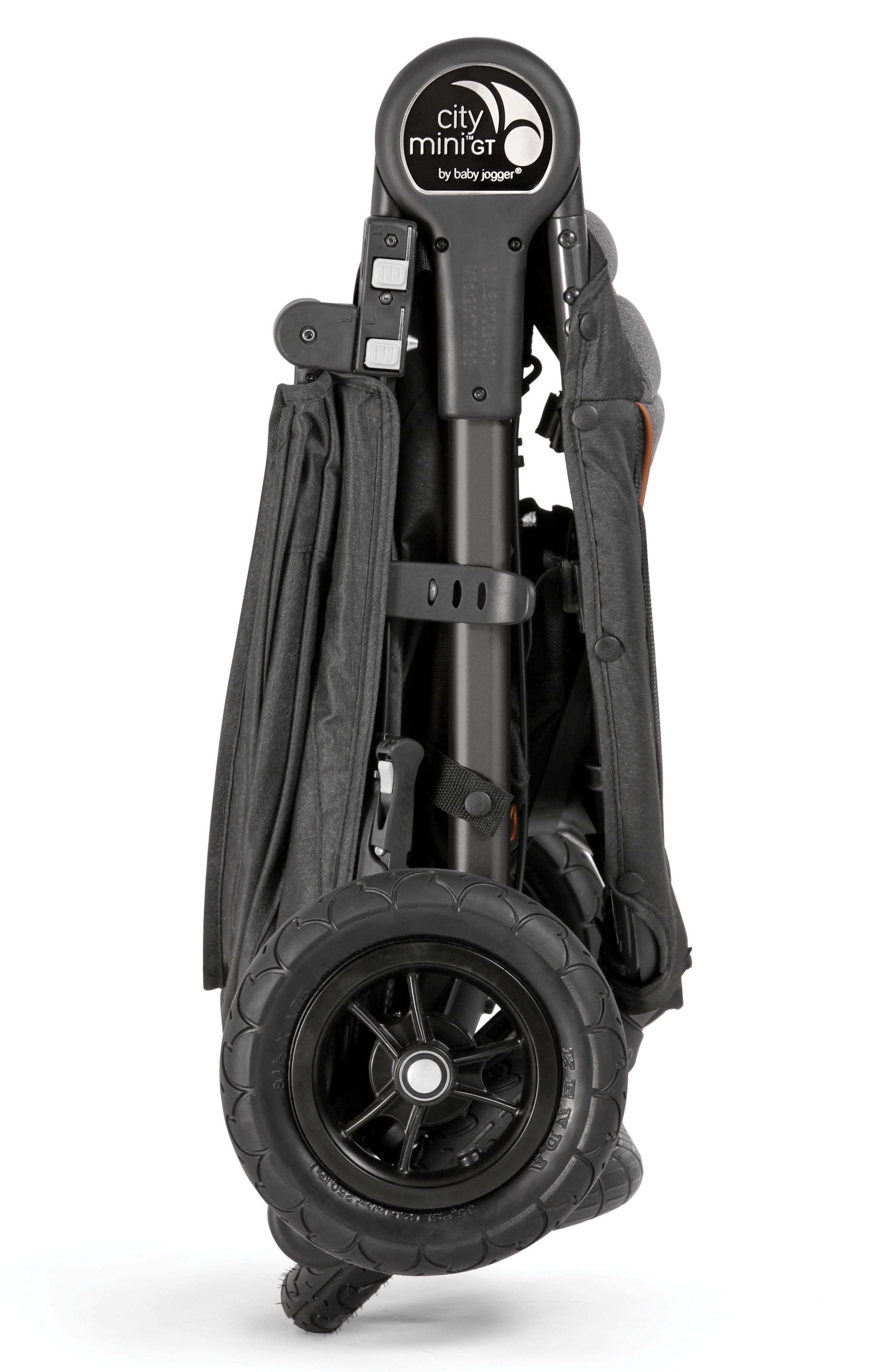 City Mini<sup>®</sup> GT 2018 Special Edition 10-Year Anniversary All-Terrain Stroller,                             Alternate thumbnail 6, color,                             Grey