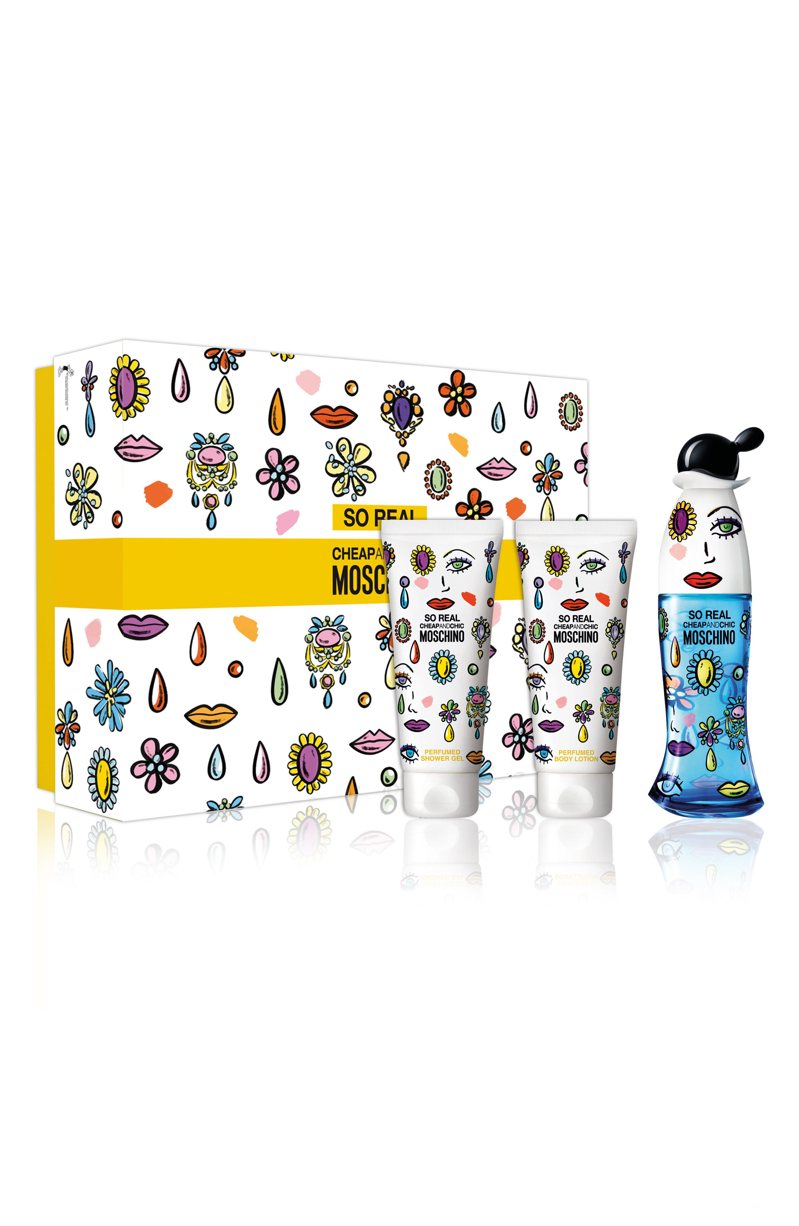 Alternate Image 1 Selected - Moschino So Real Cheap and Chic Set ($128 Value)