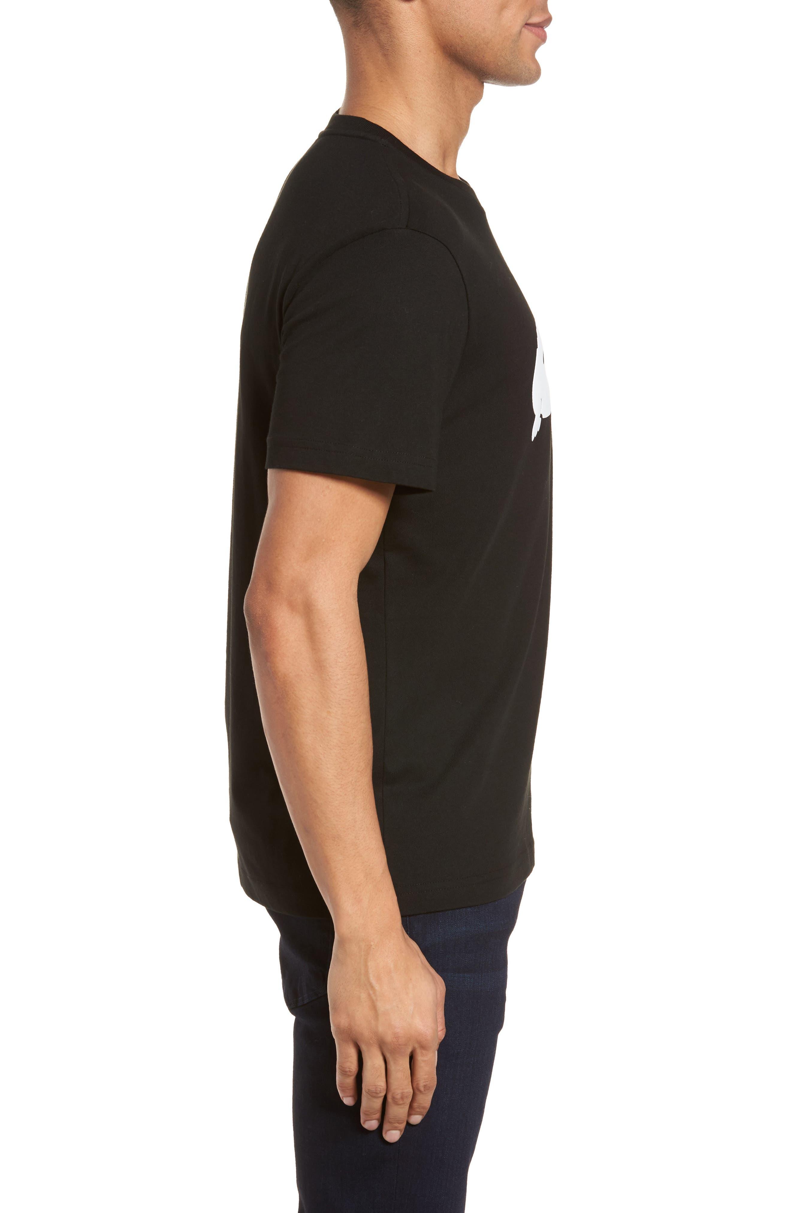 Alternate Image 3  - Lacoste Crocodile T-Shirt