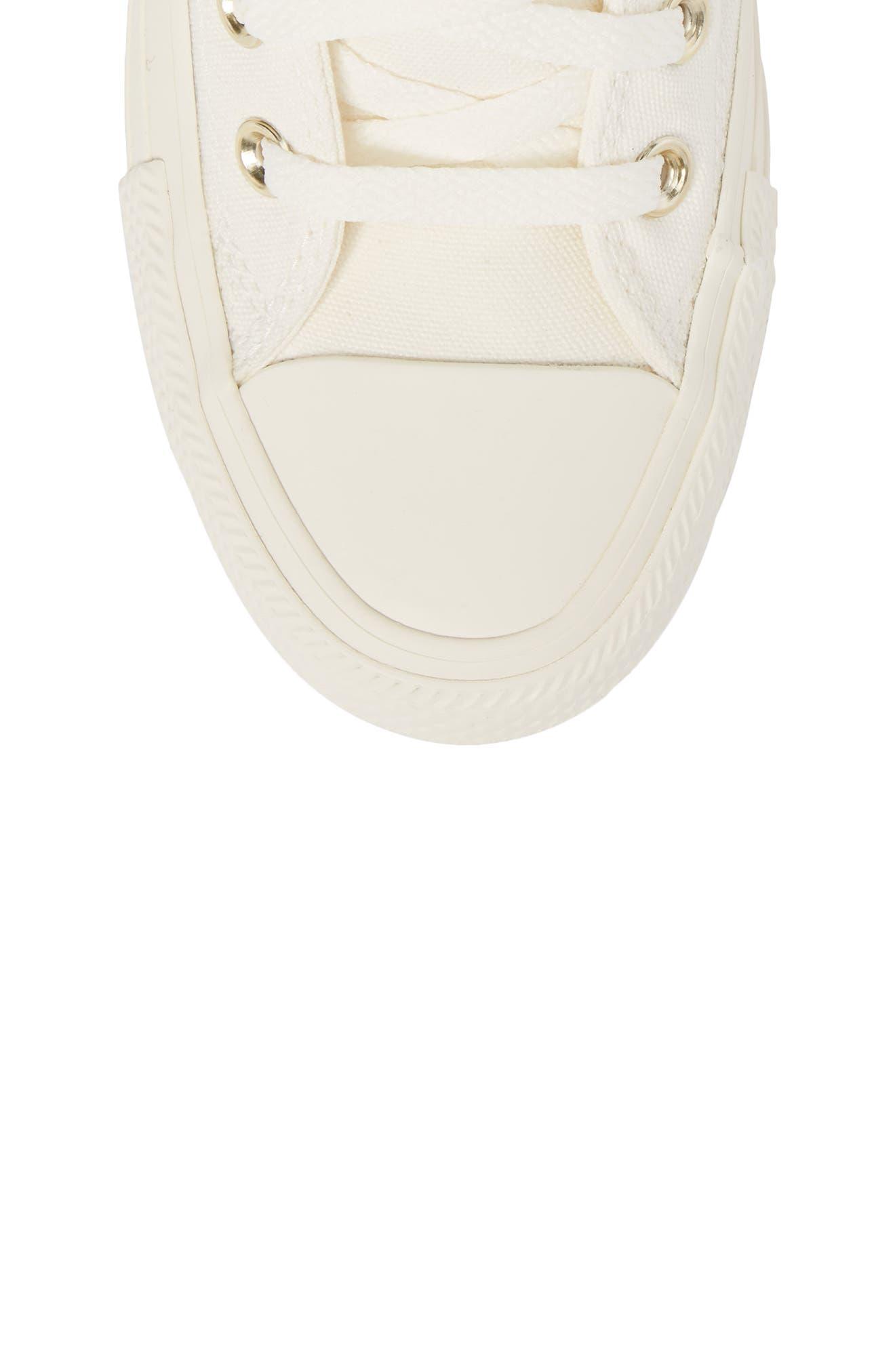 Alternate Image 5  - Converse Chuck Taylor® All Star® Hi Sneaker (Women)