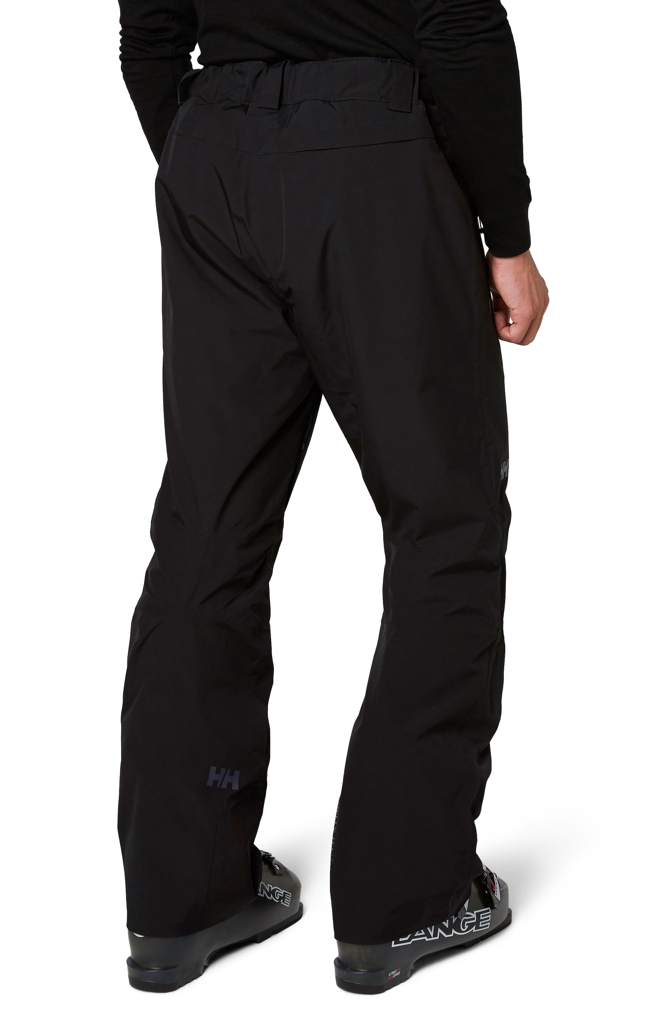 Legendary Waterproof PrimaLoft<sup>®</sup> Insulated Snow Pants,                             Alternate thumbnail 2, color,                             Black