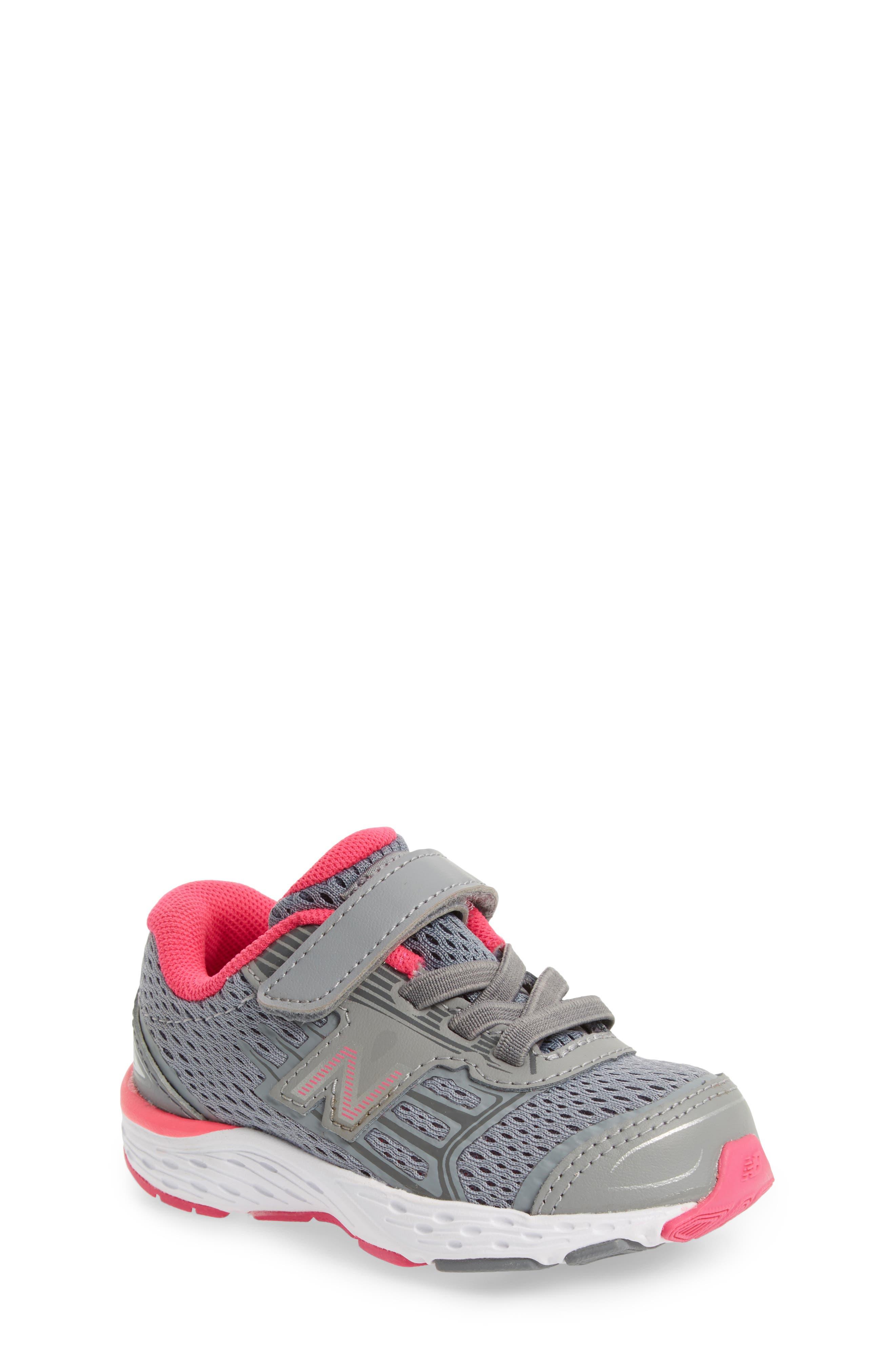 New Balance 680v5 Sneaker (Baby, Walker, Toddler, Little Kid & Big Kid)