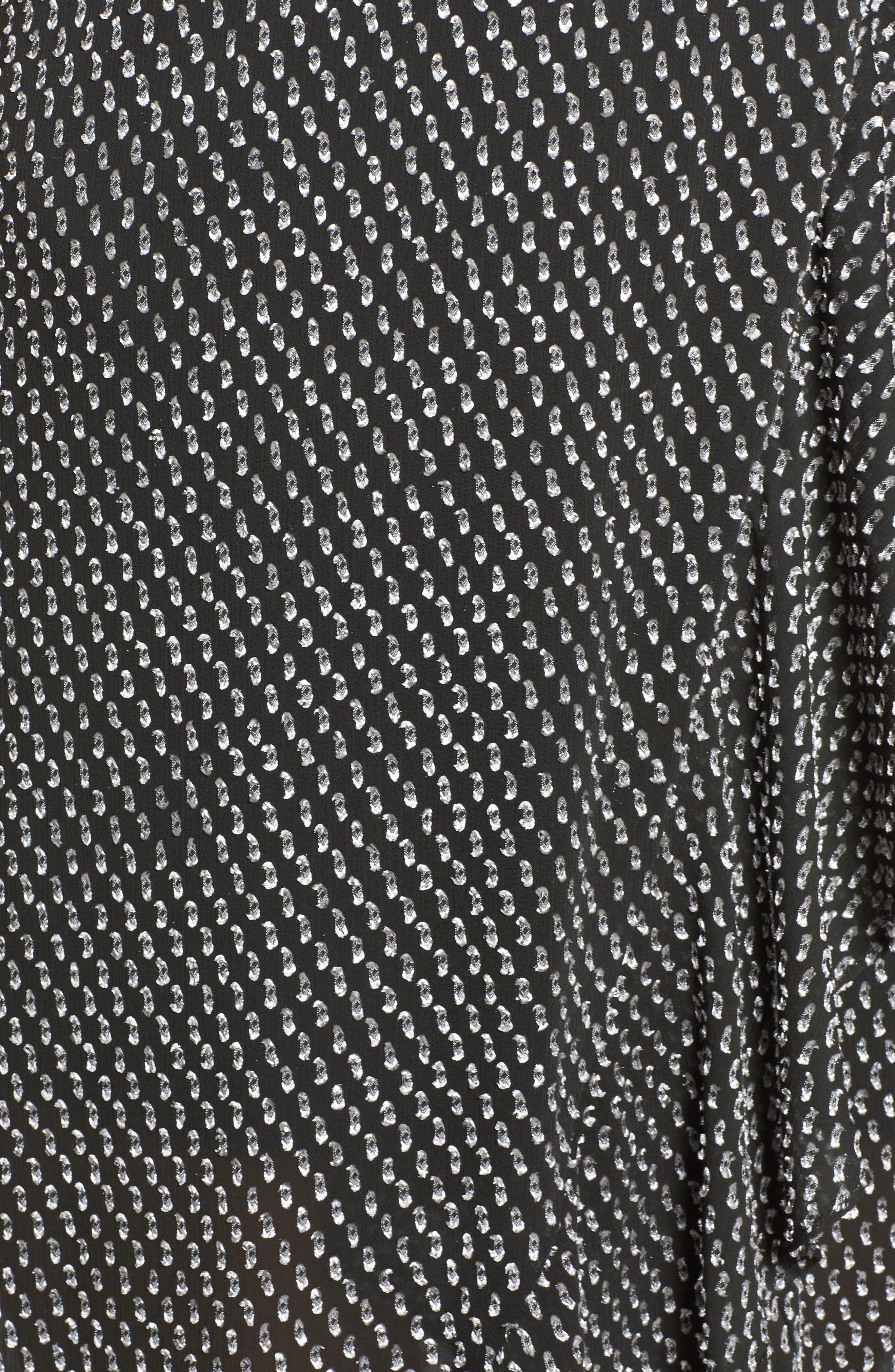 Alternate Image 6  - Ali & Jay YOLO Ruffle Wrap Dress