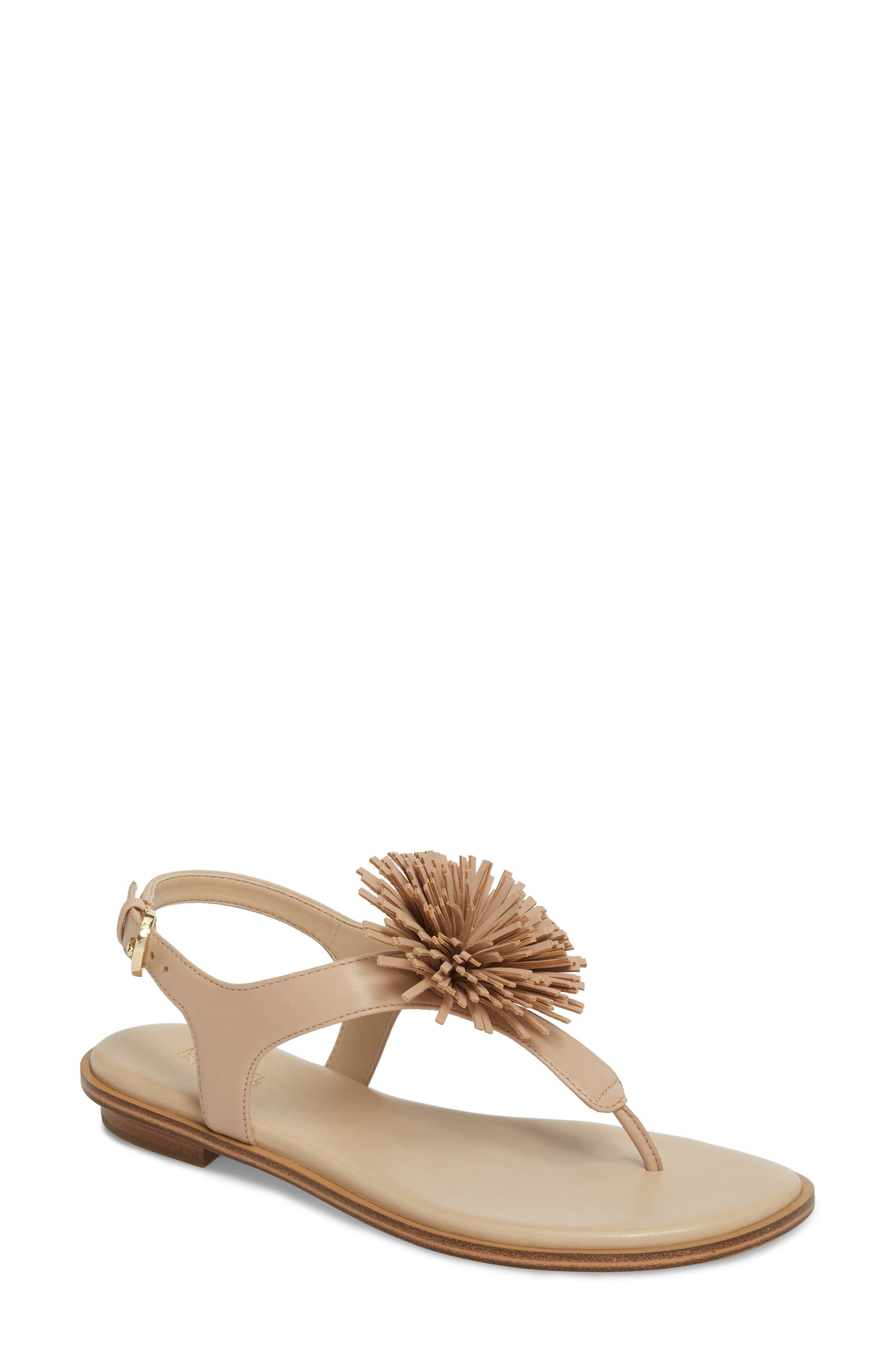 Alternate Image 1 Selected - MICHAEL Michael Kors Lolita Sandal (Women)