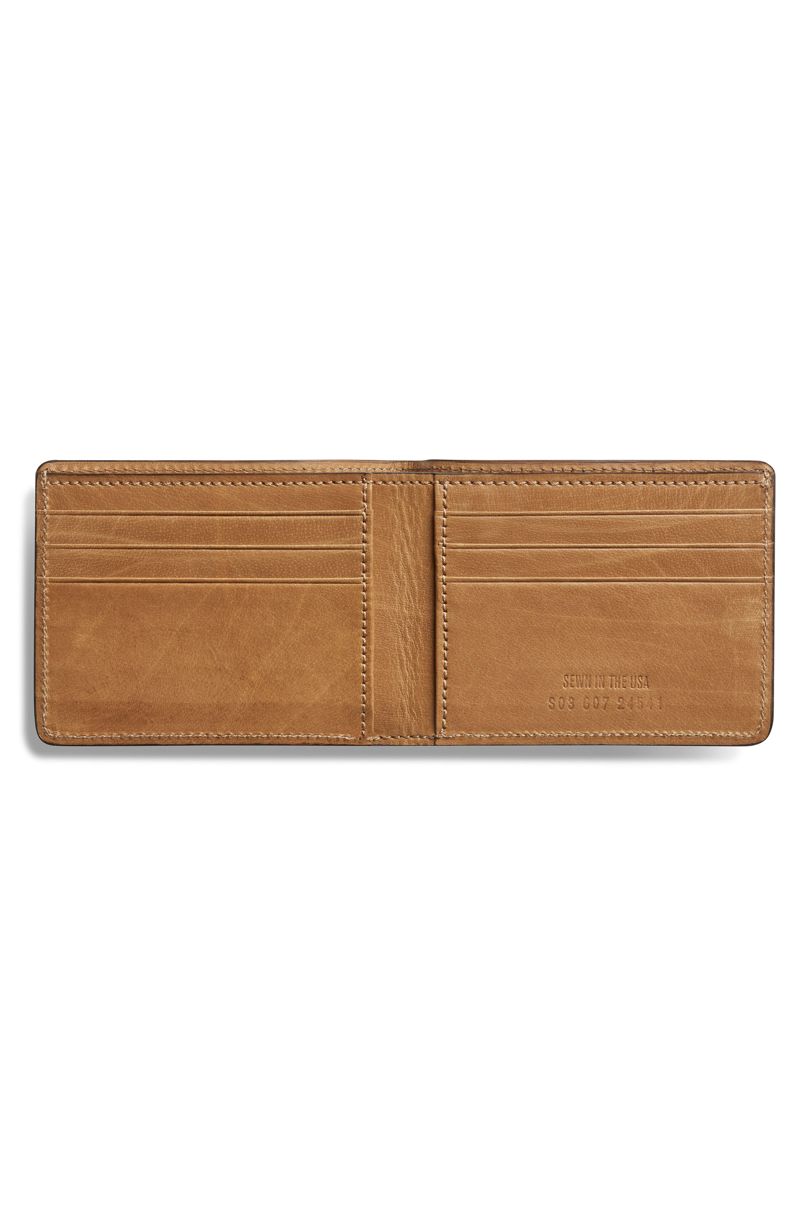 Outlaw Wallet,                             Alternate thumbnail 2, color,                             Sand