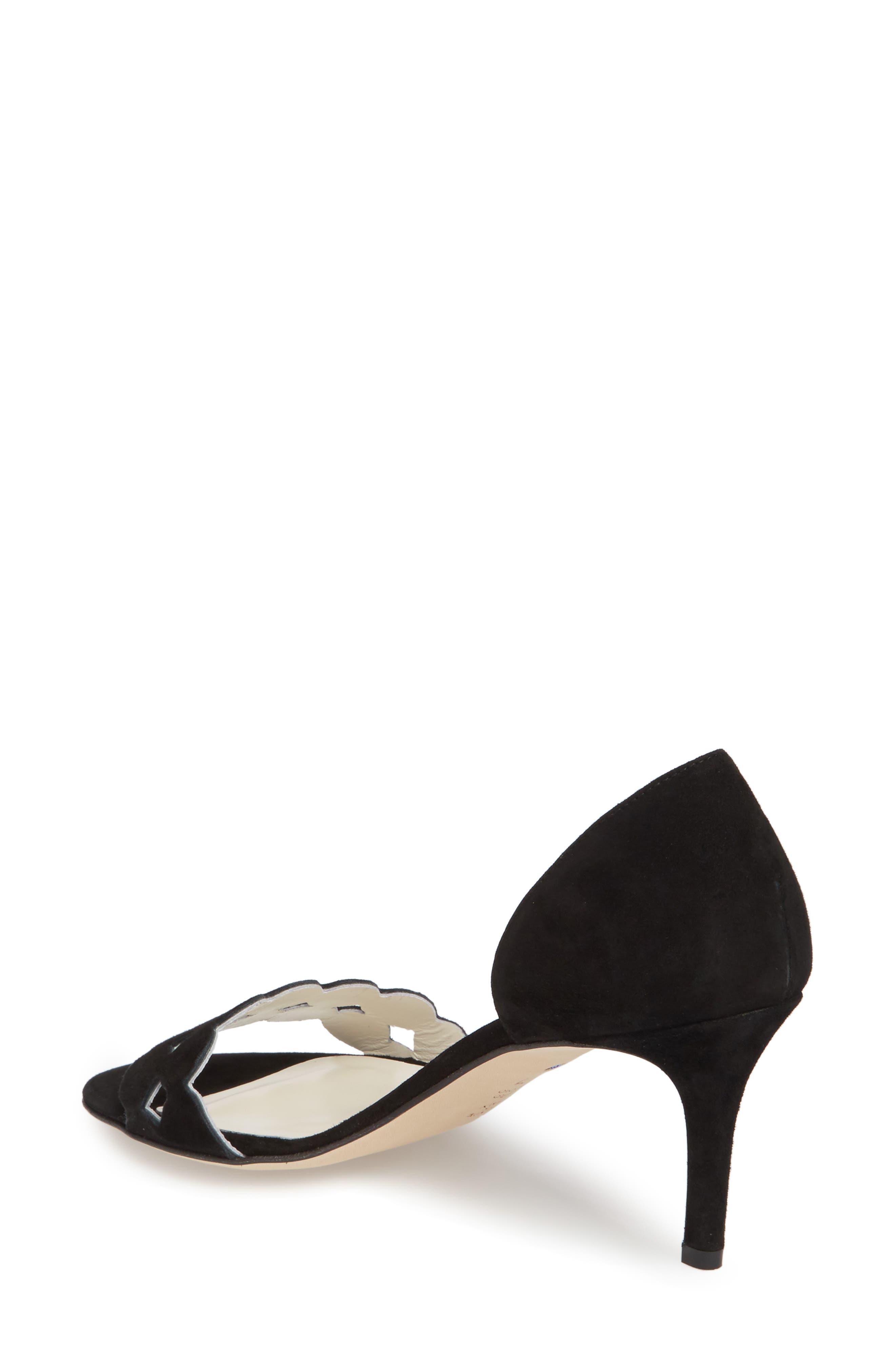 Alternate Image 2  - Something Bleu Catherine Cutout Sandal (Women)