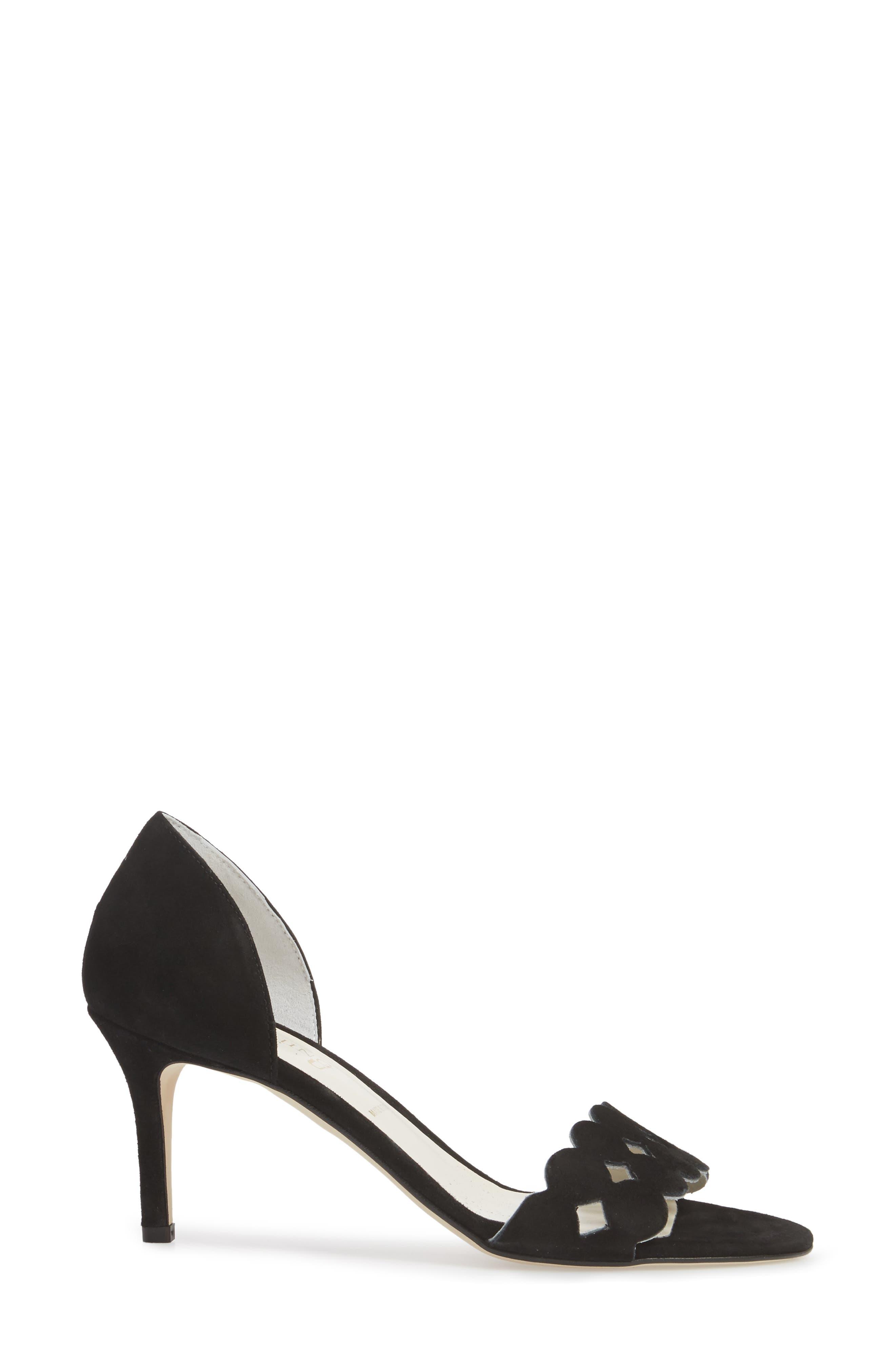 Alternate Image 3  - Something Bleu Catherine Cutout Sandal (Women)