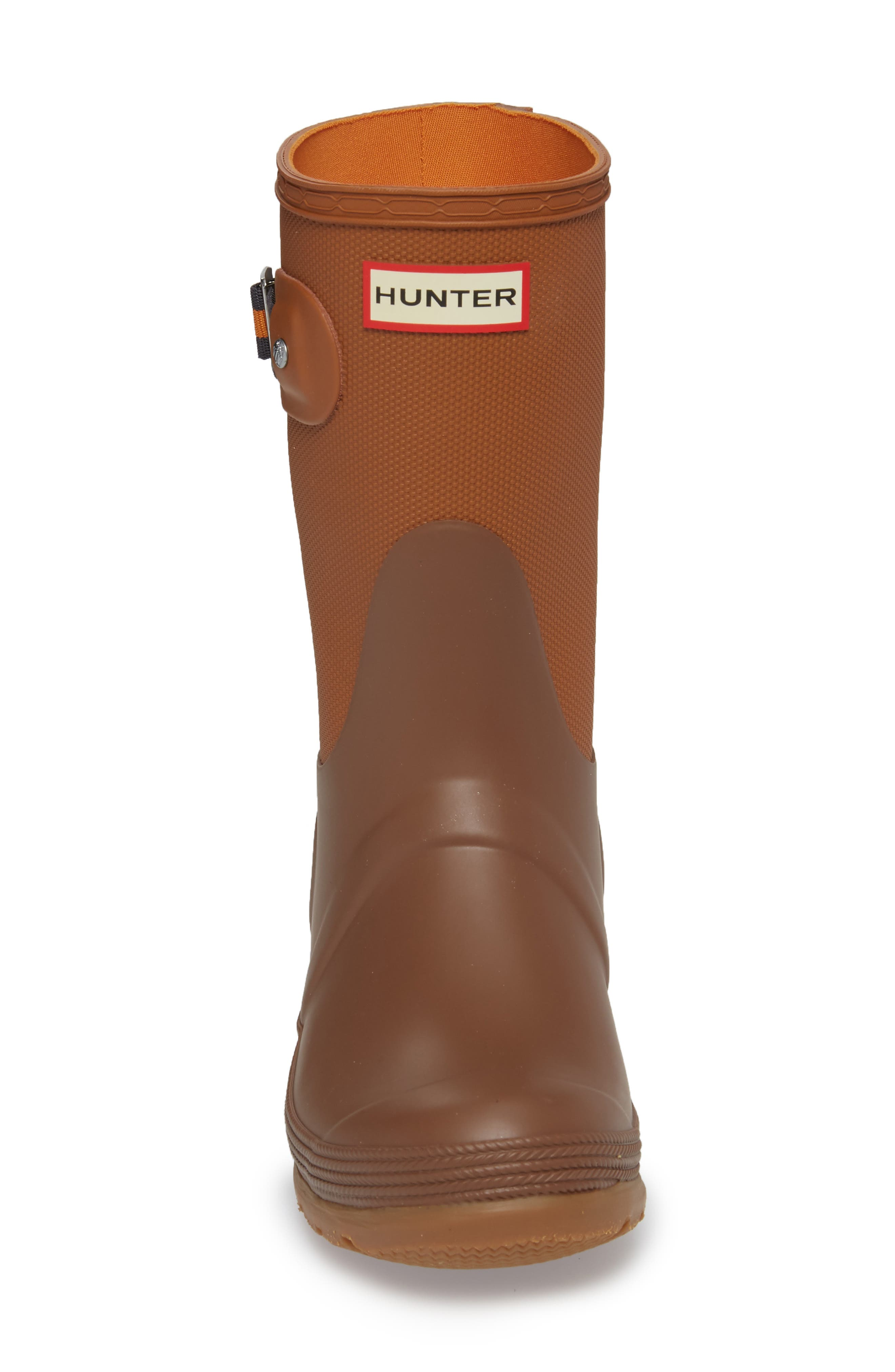 Alternate Image 4  - Hunter Original Sissinghurst Short Rain Boot (Women)