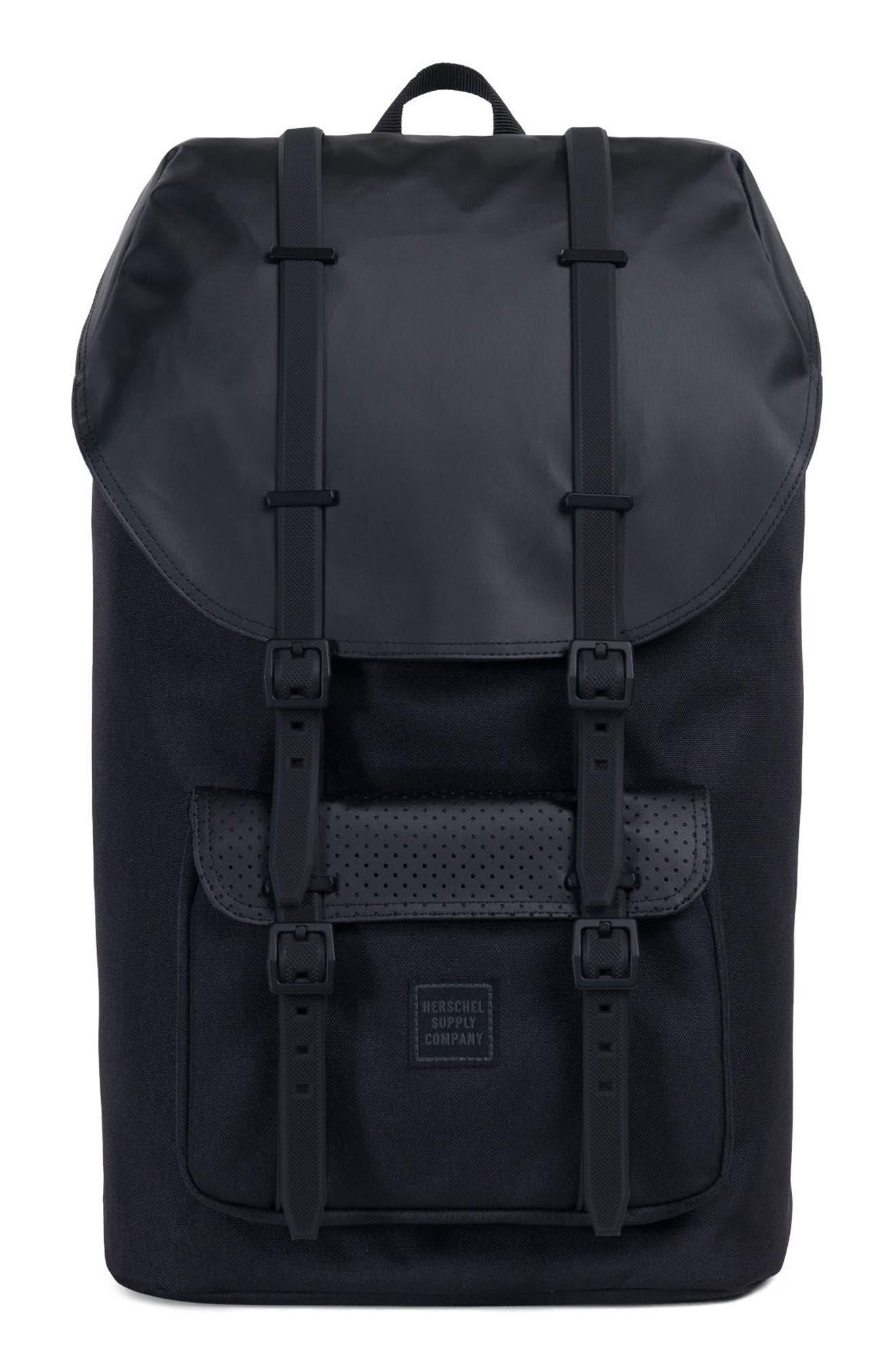 Herschel Supply Co. Little America Polycoat Studio Backpack