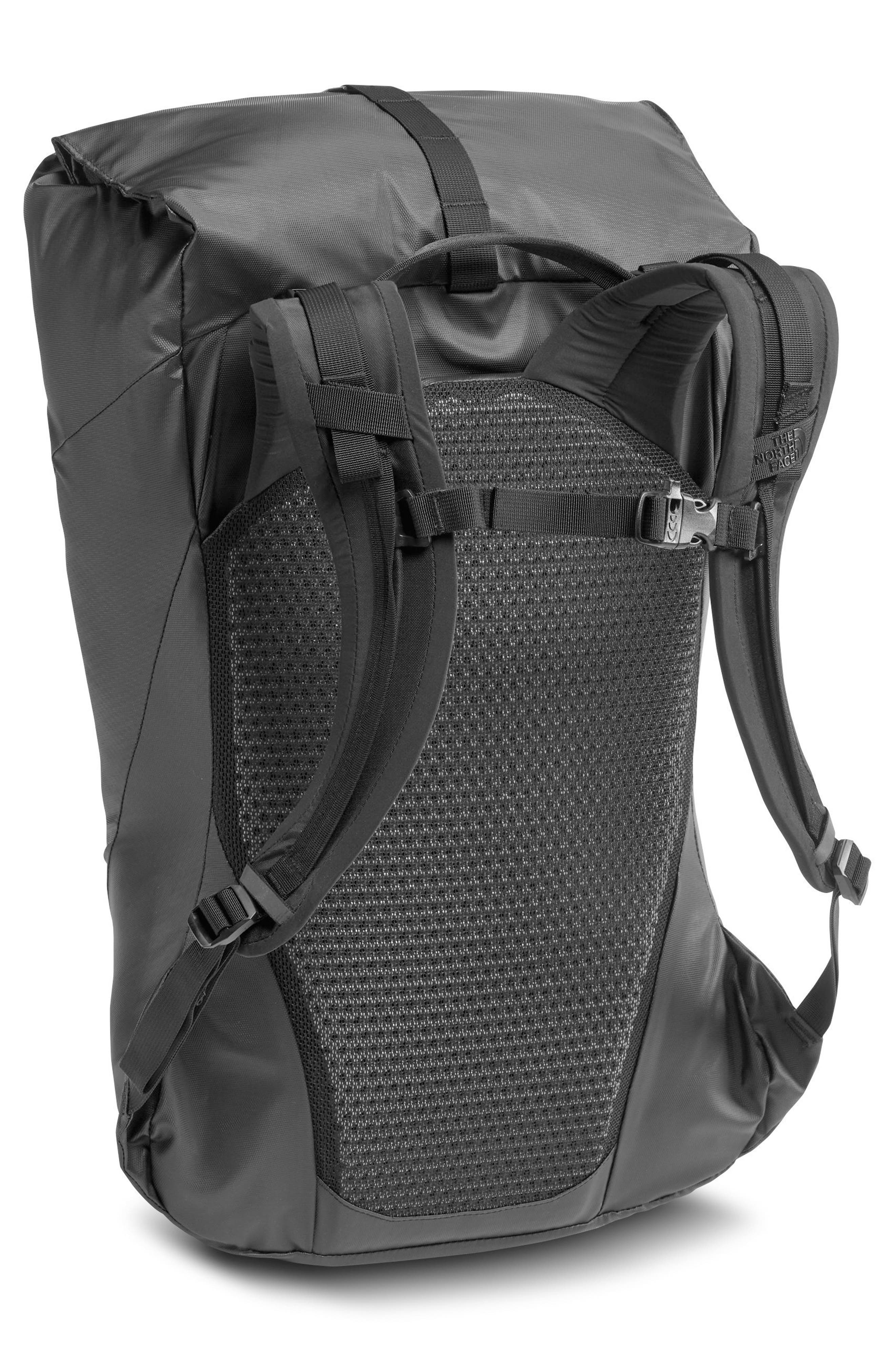 Rovara Backpack,                             Alternate thumbnail 2, color,                             Tnf Black