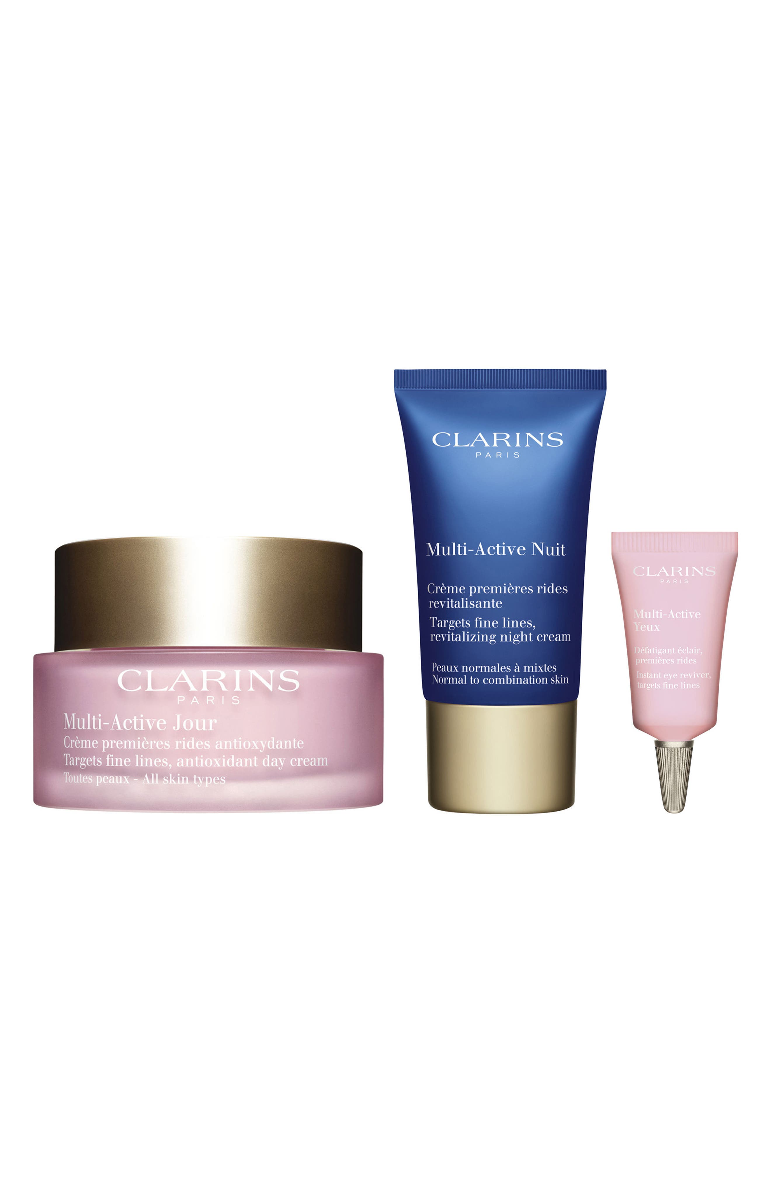 Clarins Multi-Active 24/7 Discovery Kit (Limited Edition)