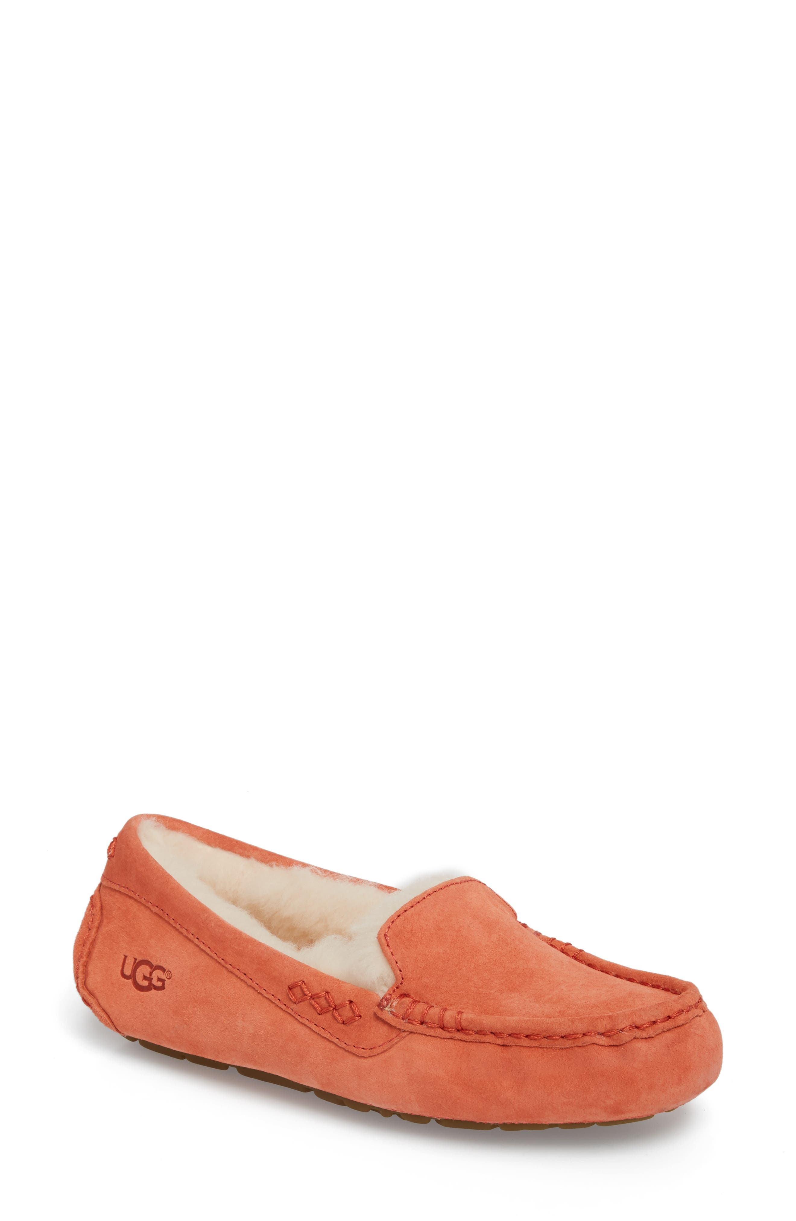 Main Image - UGG® Ansley Water Resistant Slipper (Women)