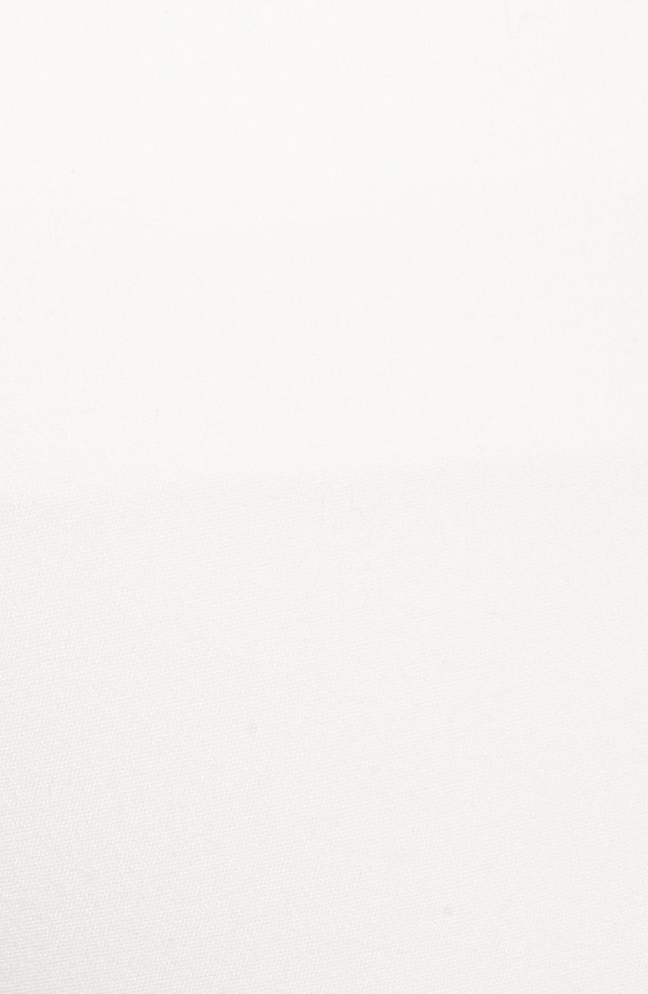 Bowie Cotton Blend Suit Pants,                             Alternate thumbnail 5, color,                             White