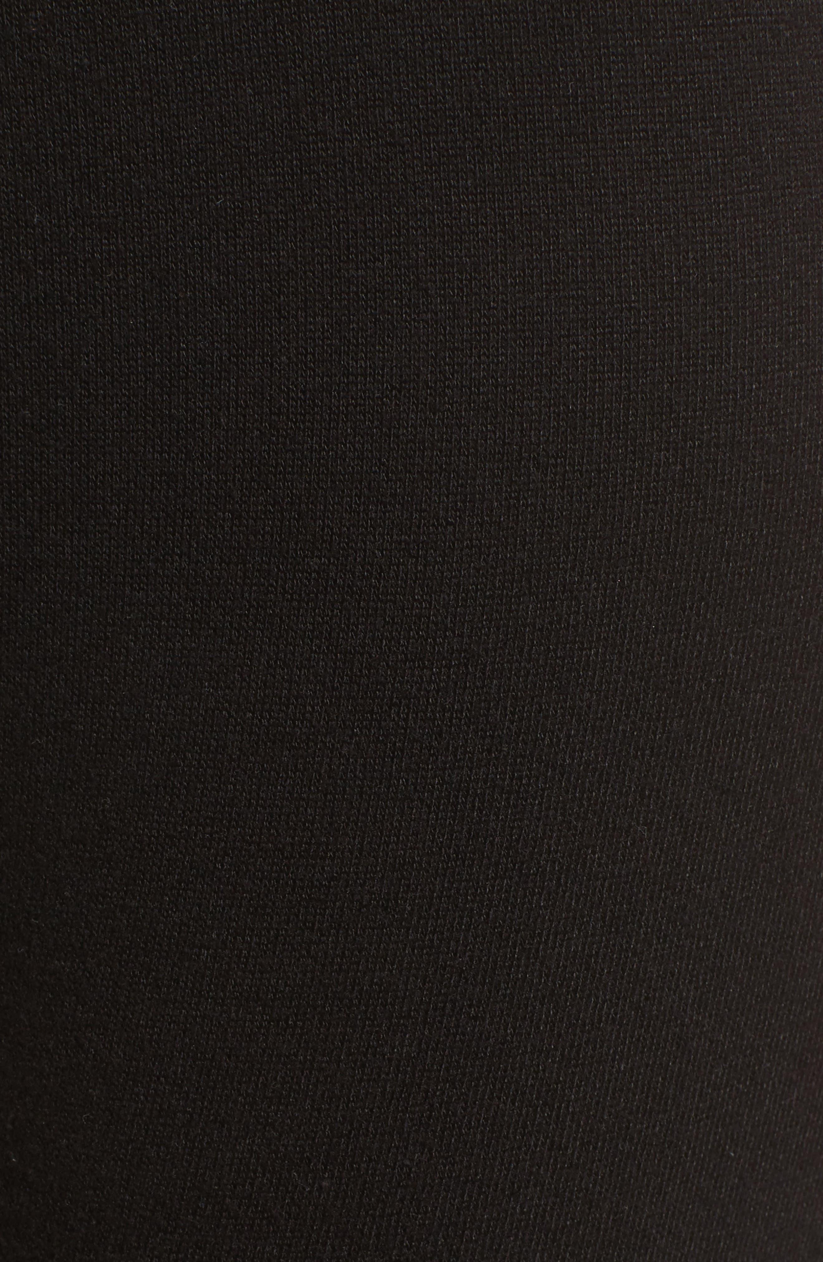 Tracker Jogger Pants,                             Alternate thumbnail 6, color,                             Black Cat