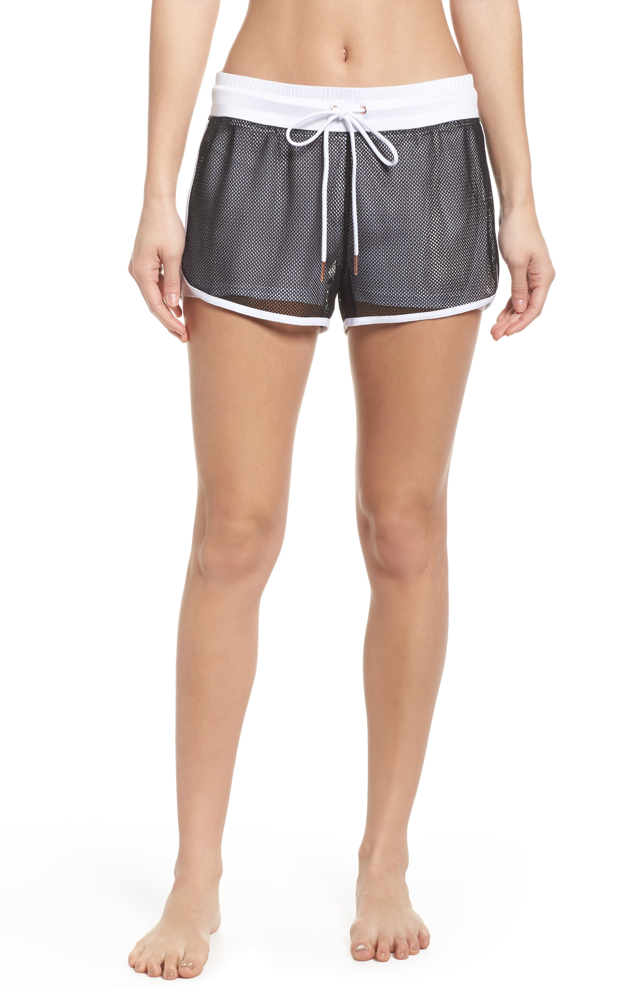 Onzie Mesh 2-in-1 Mesh Shorts