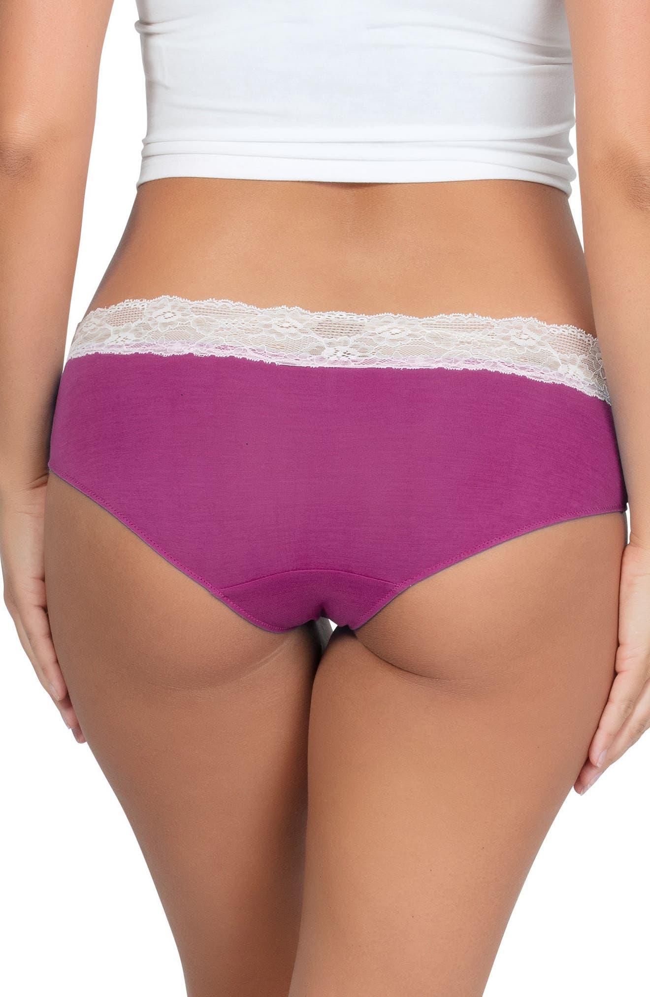So Essential Bikini,                             Alternate thumbnail 2, color,                             Wild Pink