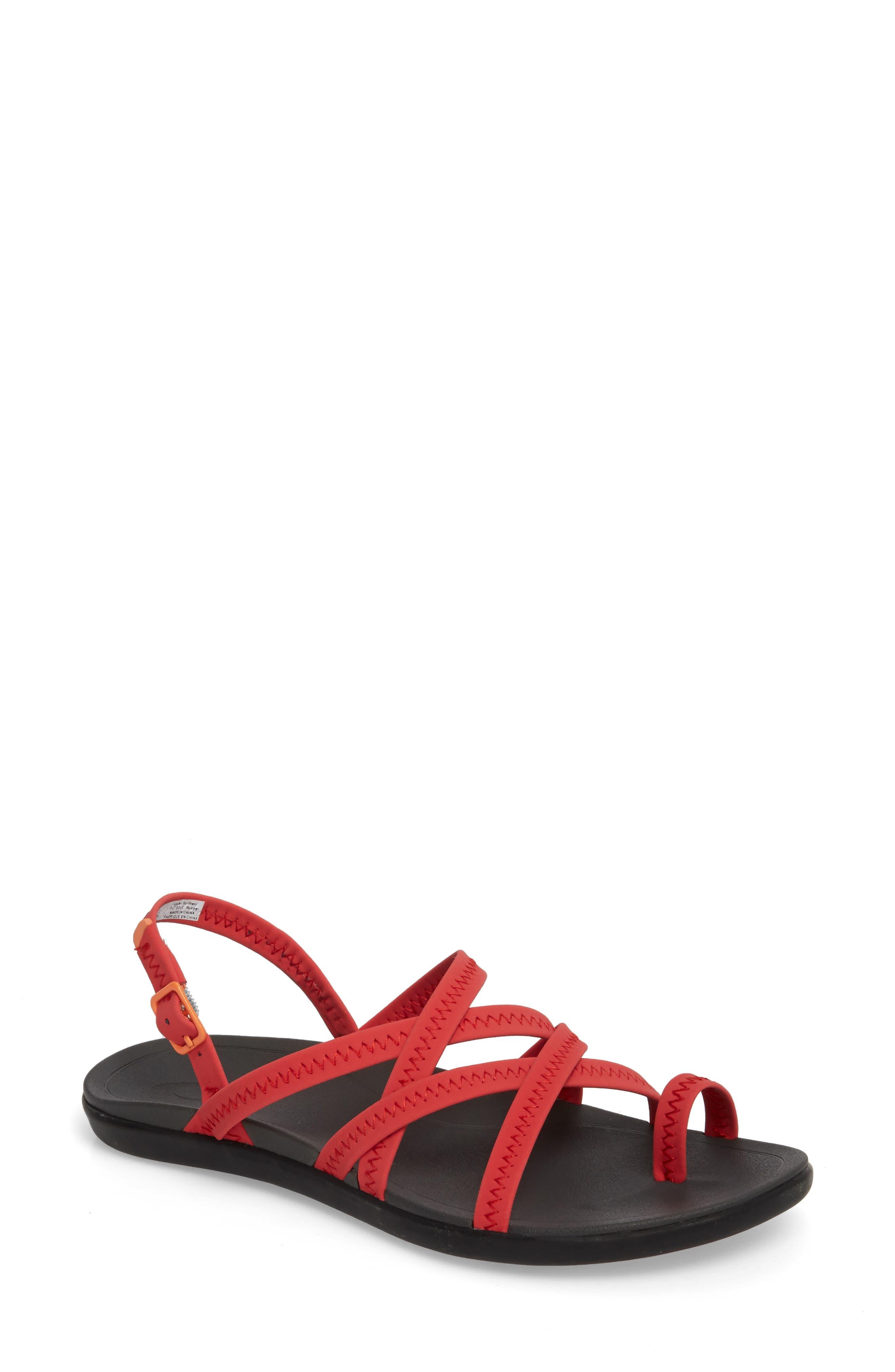 Alternate Image 1 Selected - OluKai Kalapu Sandal (Women)