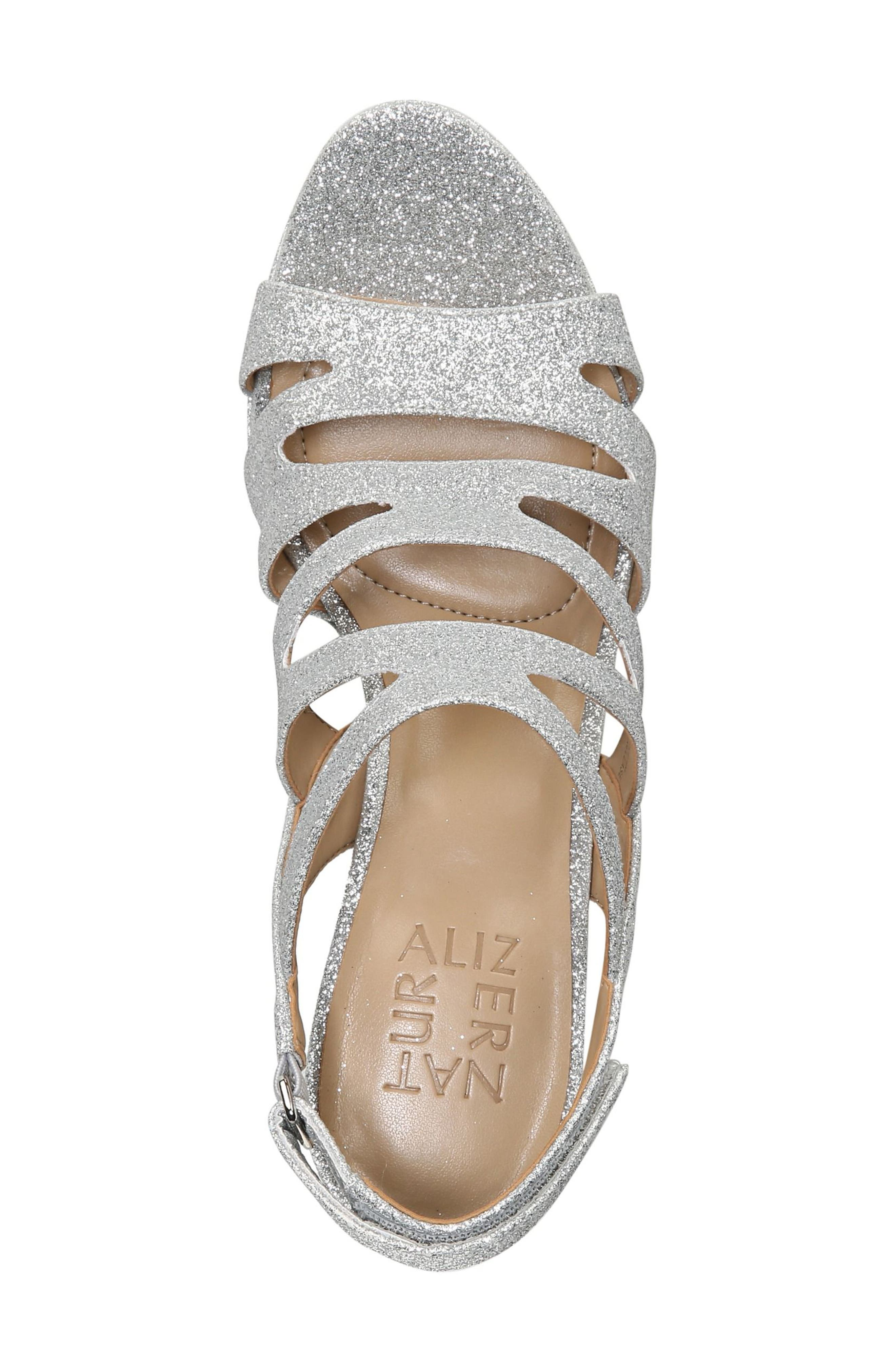 Alternate Image 5  - Naturalizer 'Pressley' Slingback Platform Sandal (Women)