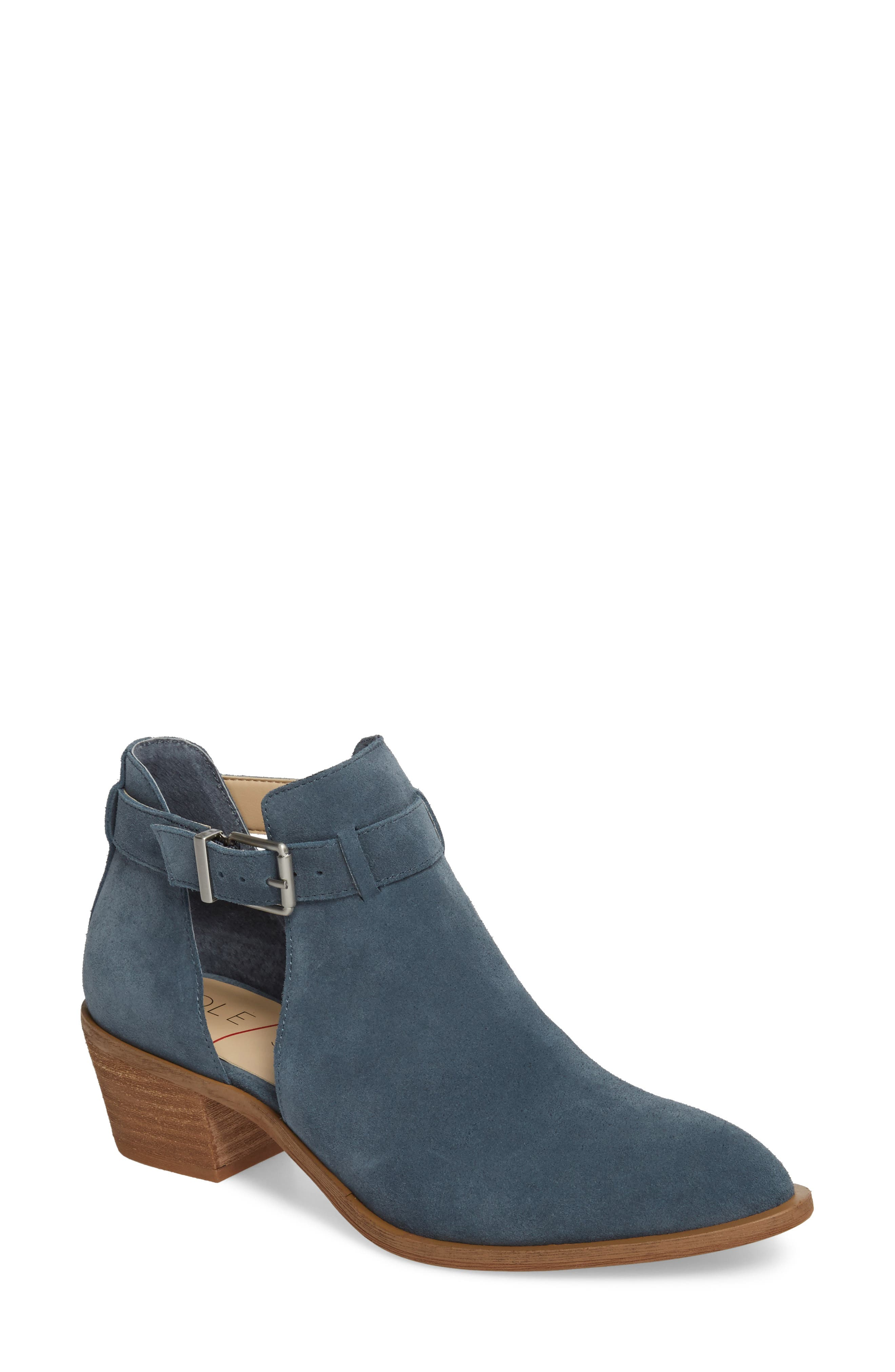Alternate Image 1 Selected - Sole Society Nahia Cutout Bootie (Women)