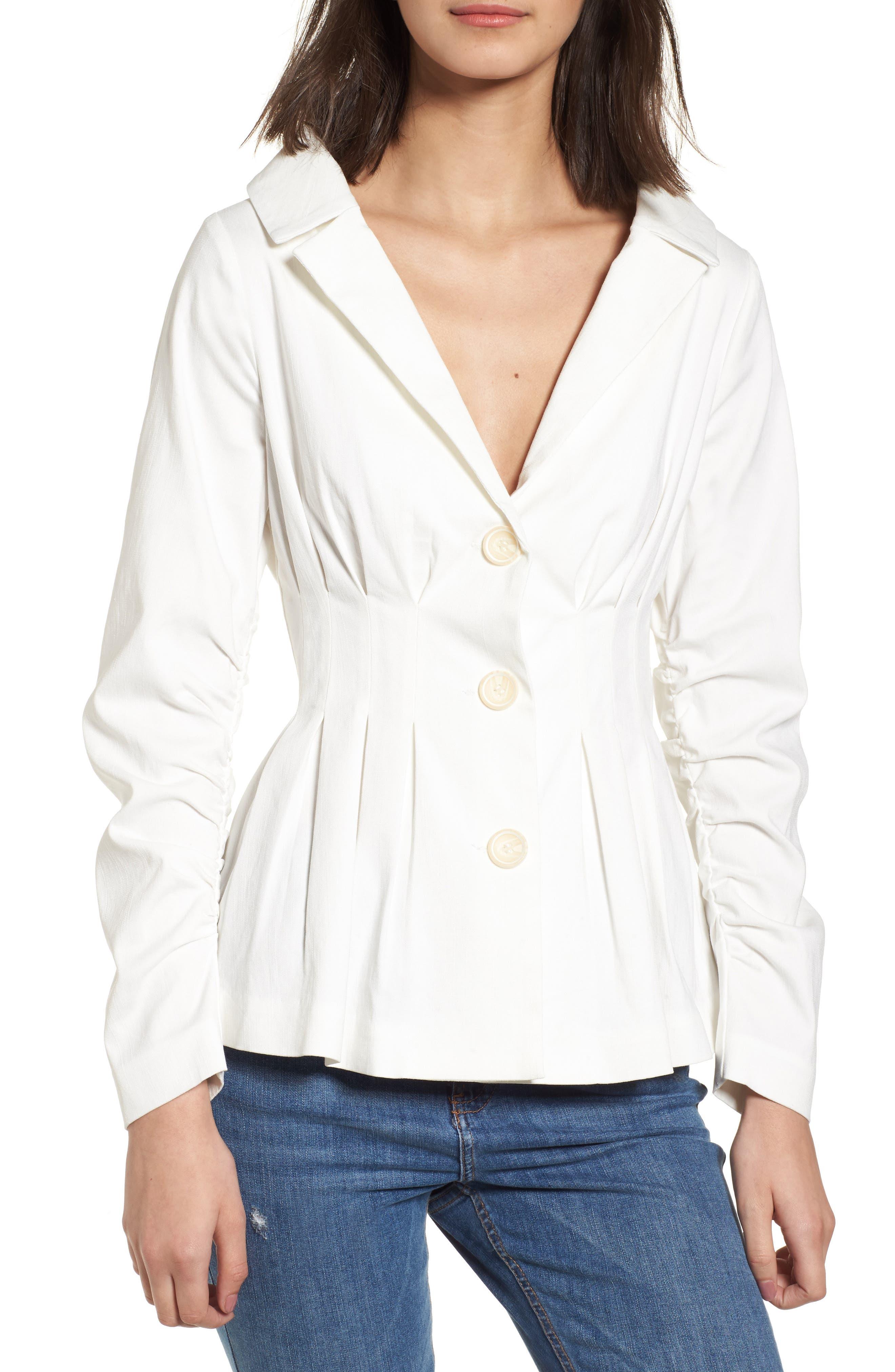 Main Image - LYDELLE Woven Jacket