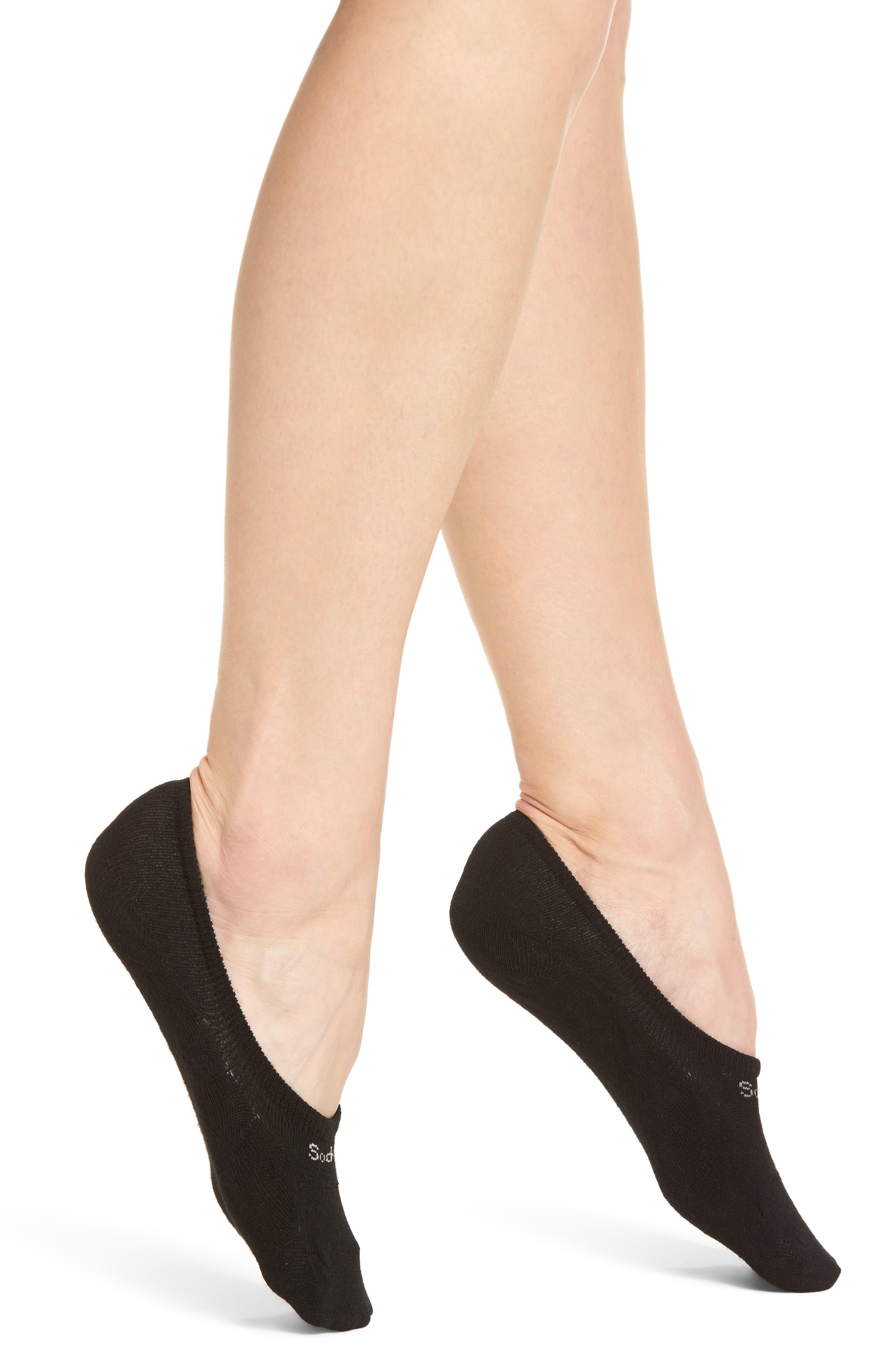 Undercover Liner Socks,                             Main thumbnail 1, color,                             Black