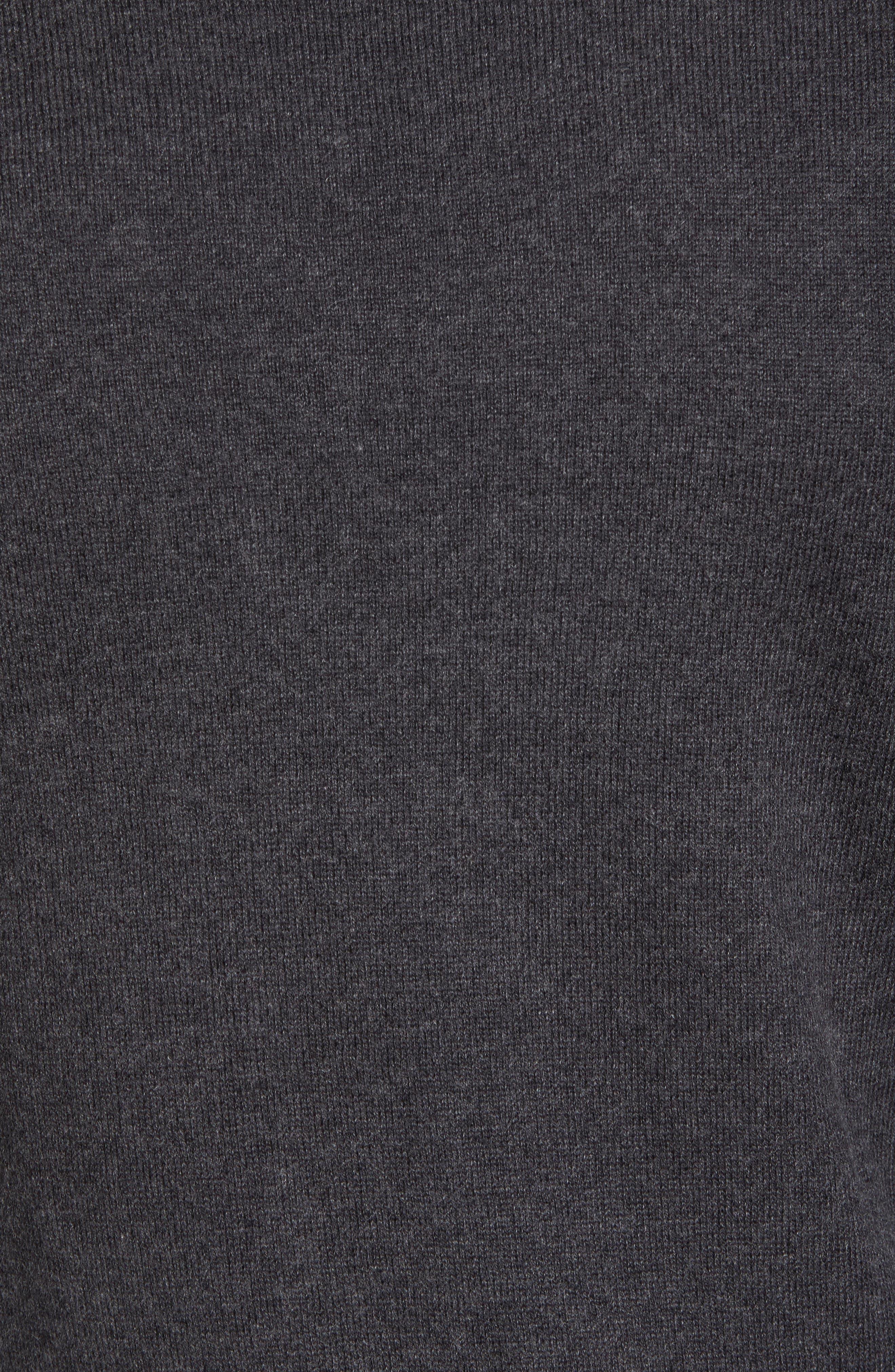 Alternate Image 5  - Bonobos Cotton & Cashmere Quarter Zip Sweater